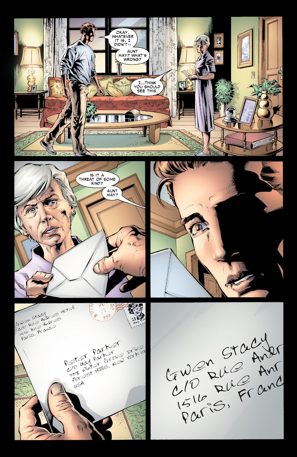 The Amazing Spider-Man by JMS Ultimate Collection issue TPB 3 (Part 2) - Page 46