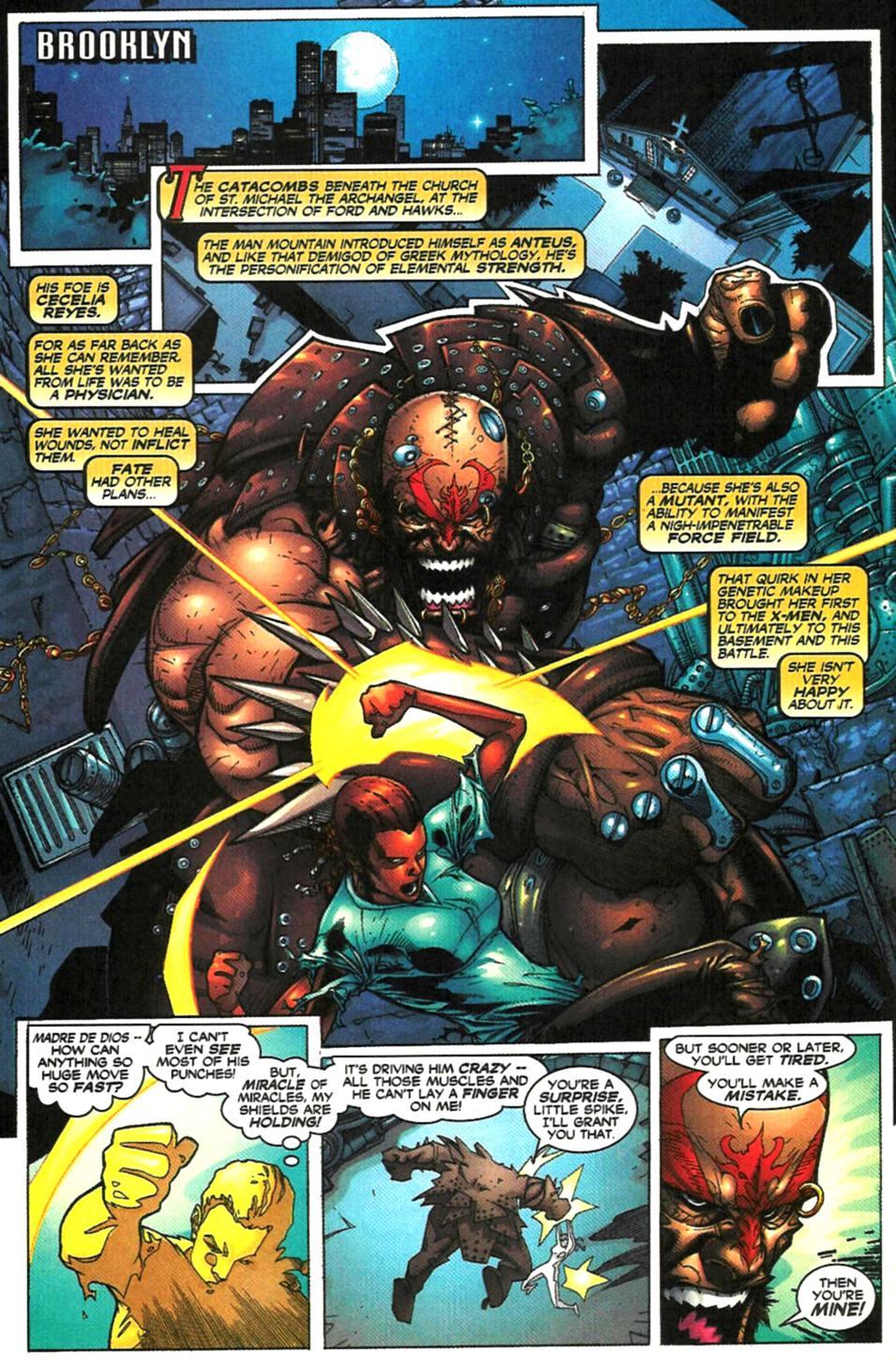X-Men (1991) 102 Page 7