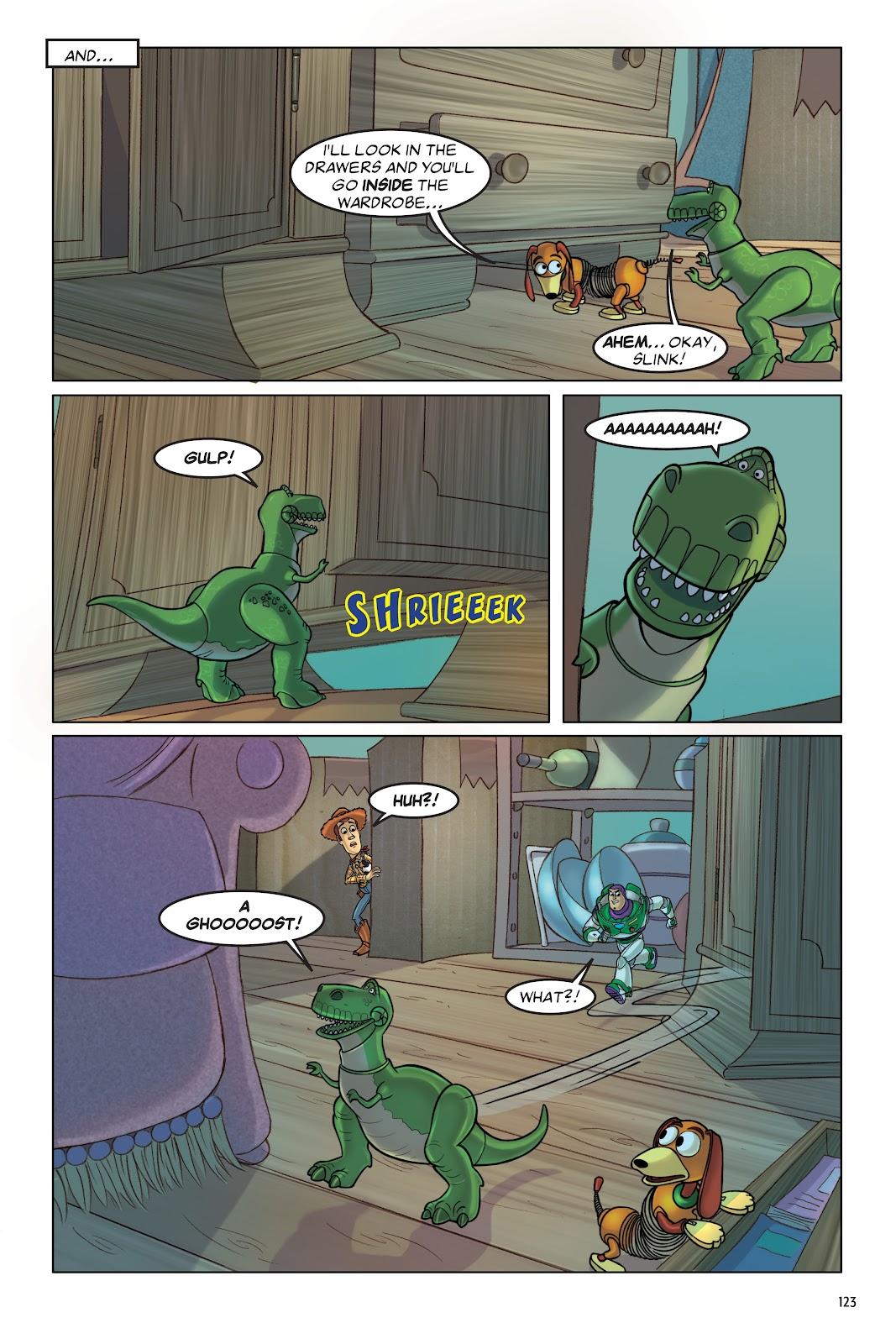 Read online DISNEY·PIXAR Toy Story Adventures comic -  Issue # TPB 1 (Part 2) - 23