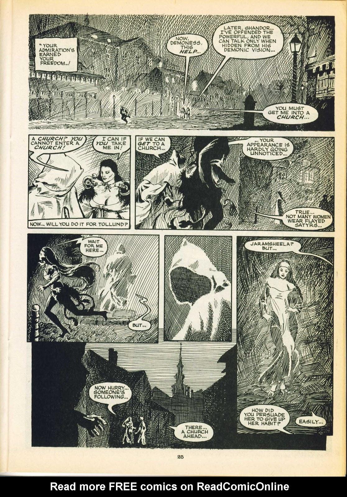 Warrior Issue #19 #20 - English 25