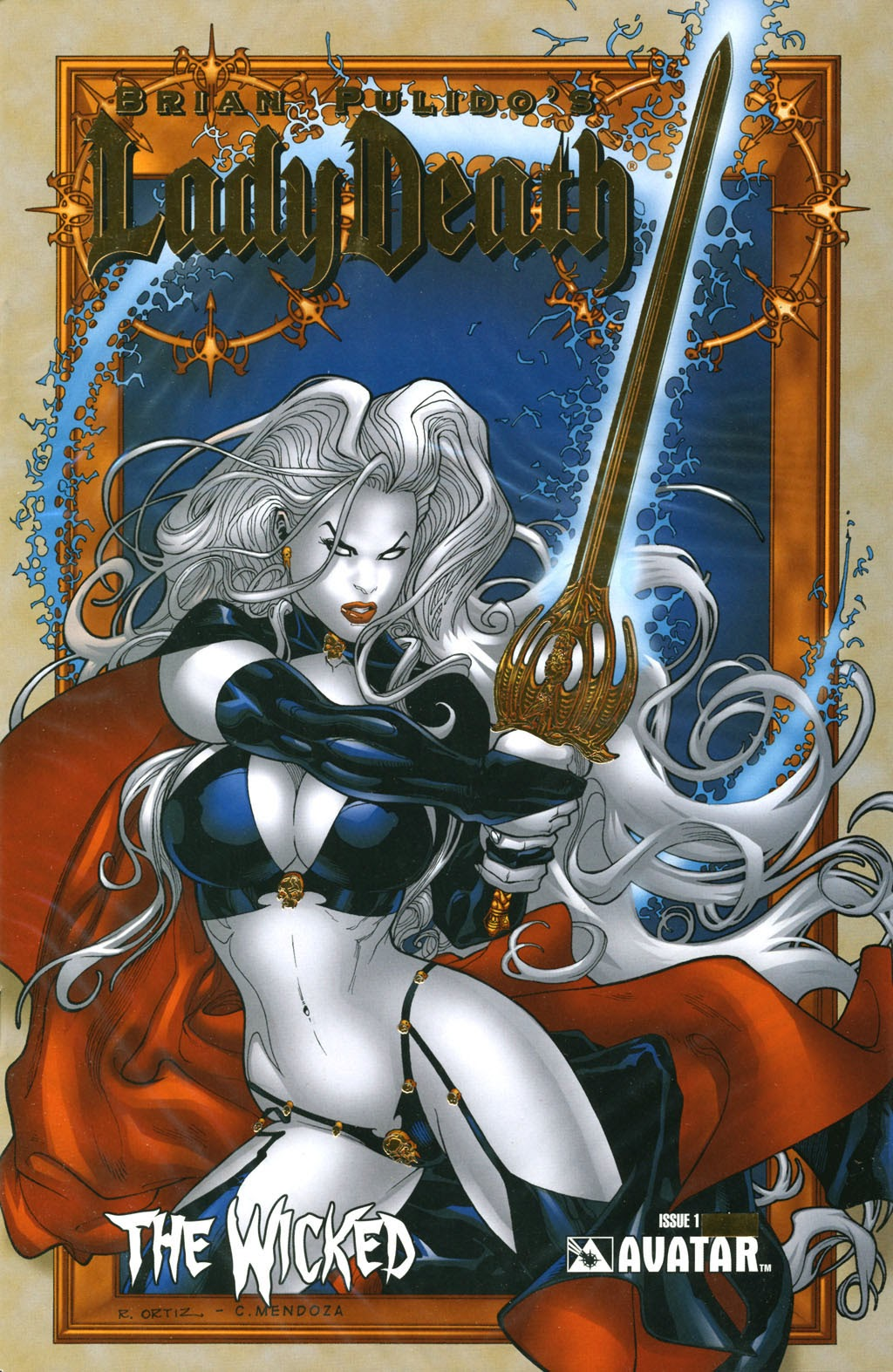 Read online Lady Death: The Wicked comic -  Issue #1 - 8