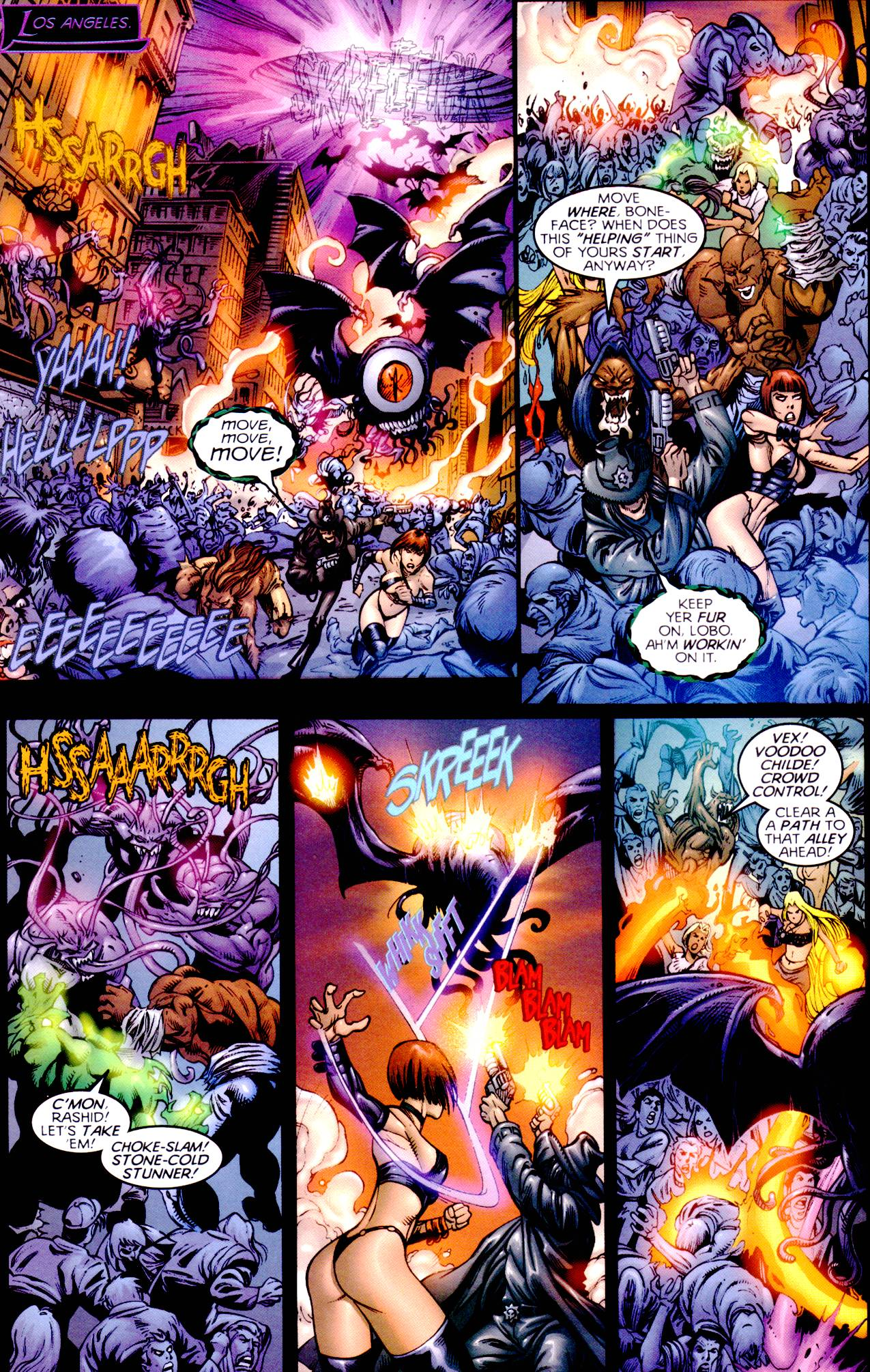 Read online Armageddon (1999) comic -  Issue #2 - 17