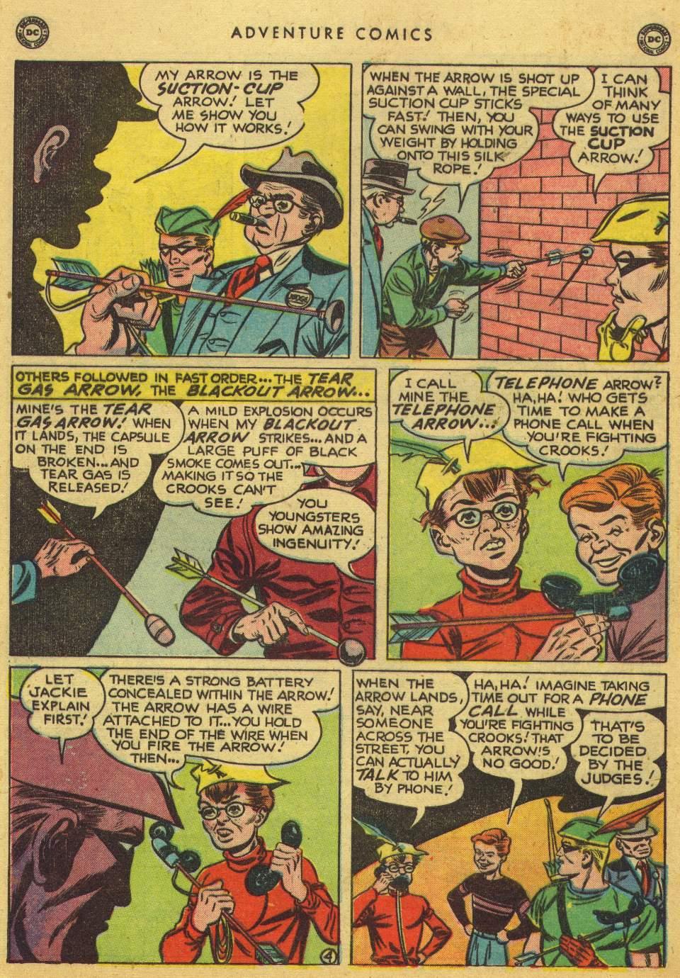 Read online Adventure Comics (1938) comic -  Issue #150 - 42