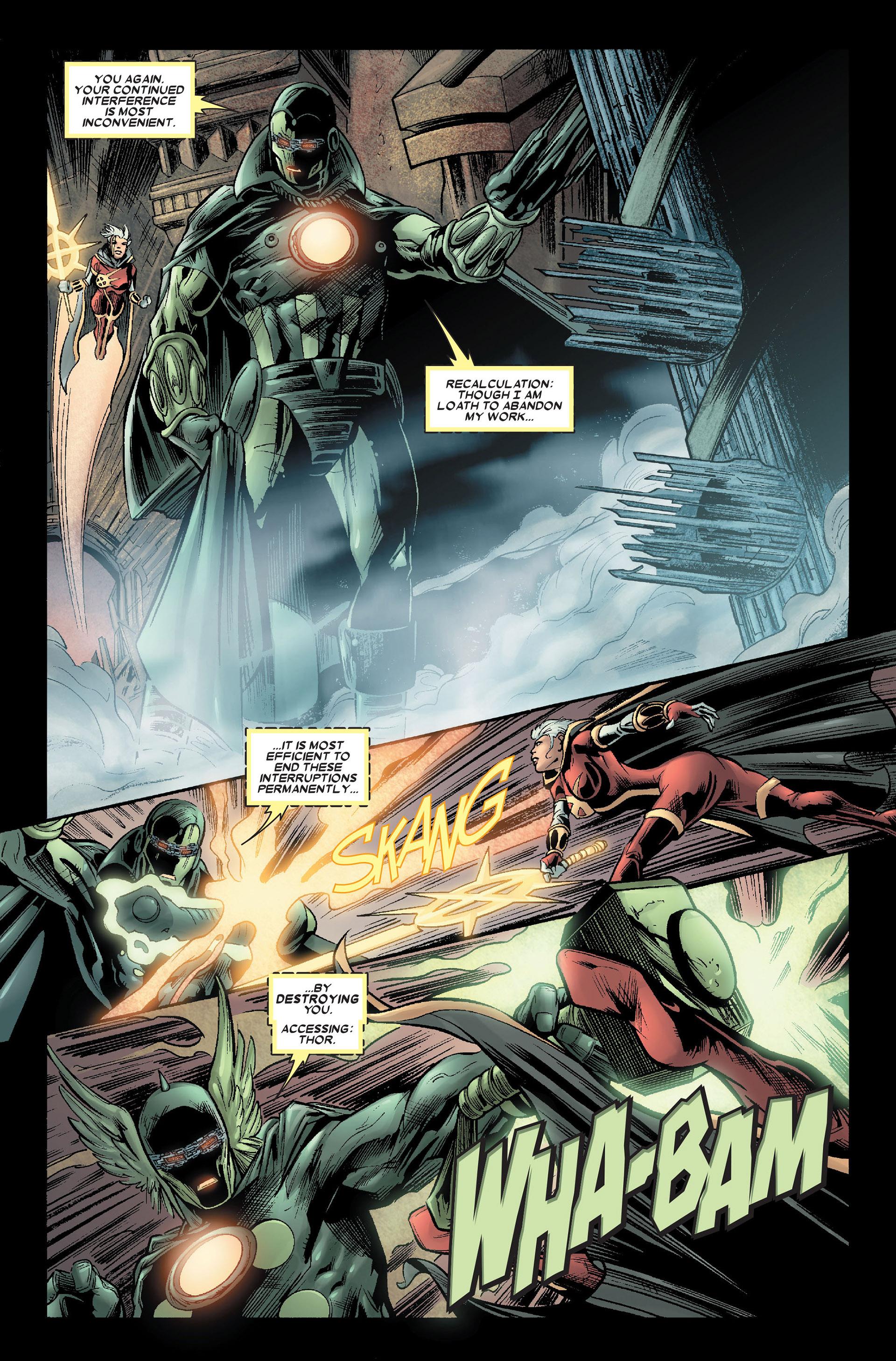 Read online Annihilation: Conquest - Quasar comic -  Issue #4 - 7
