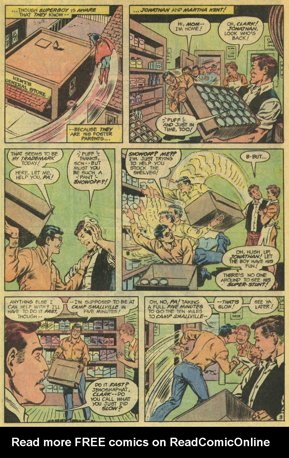 Read online Adventure Comics (1938) comic -  Issue #453 - 5