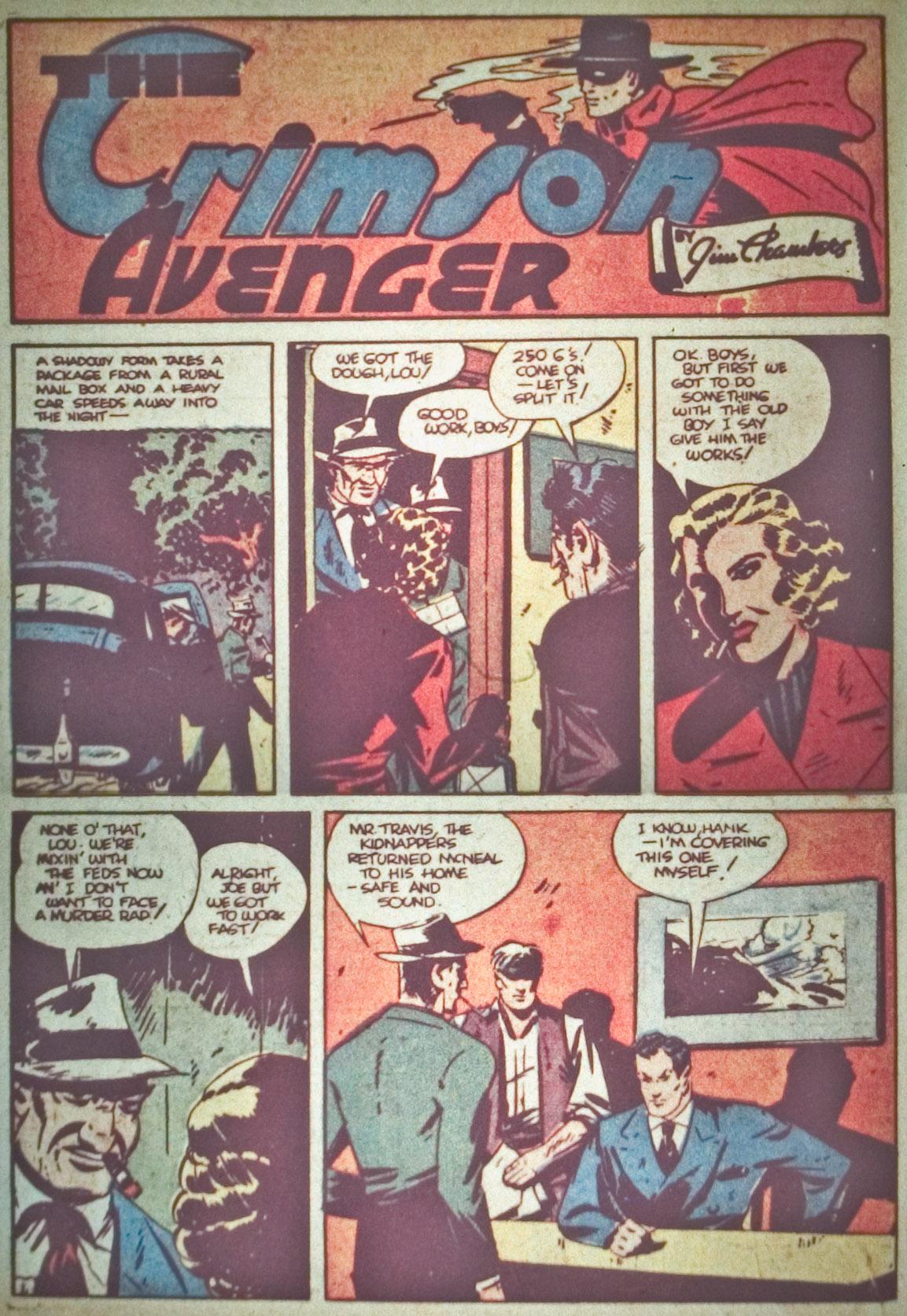 Detective Comics (1937) 29 Page 27