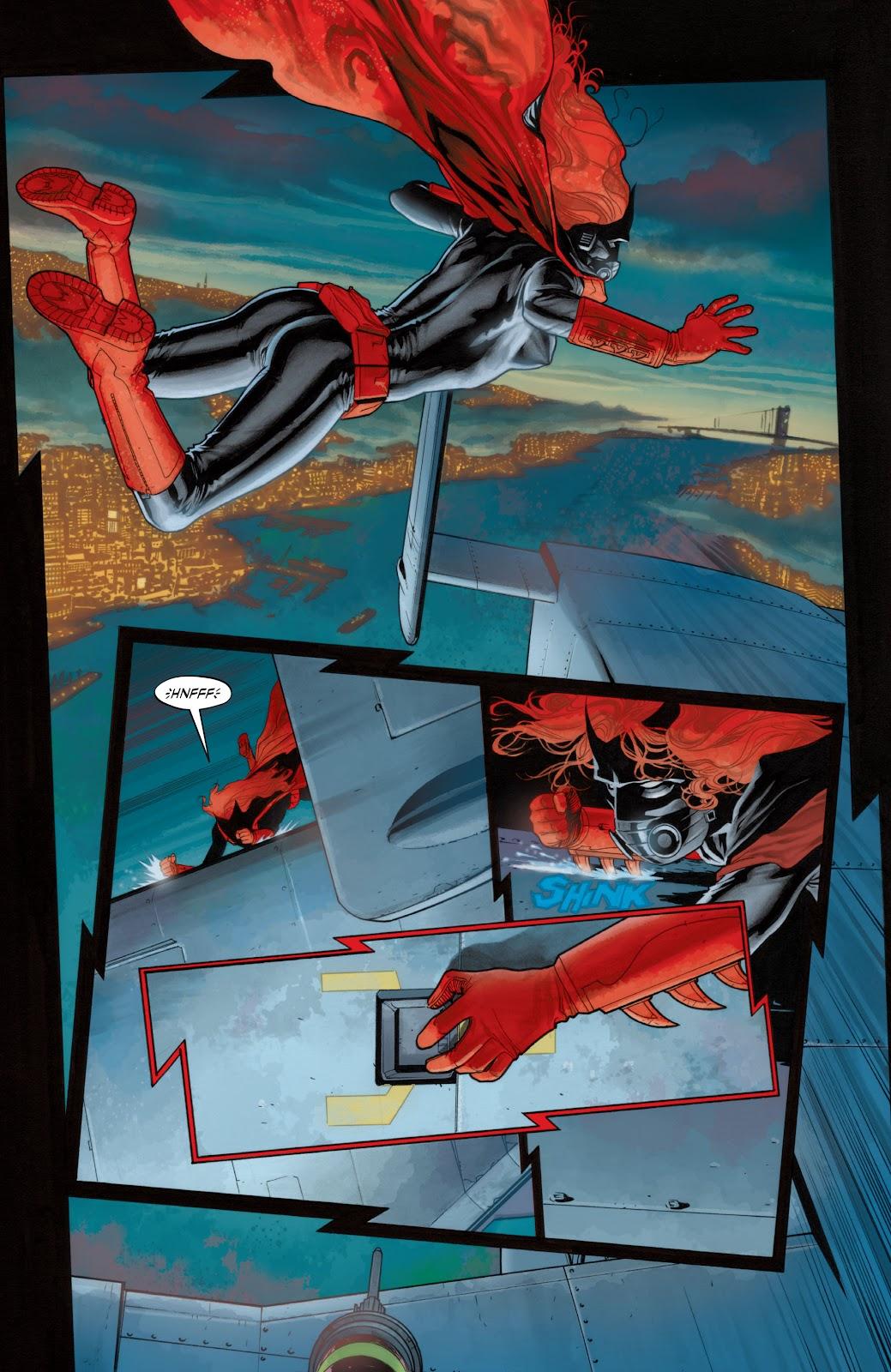 Read online Detective Comics (1937) comic -  Issue # _TPB Batwoman - Elegy (Part 1) - 74