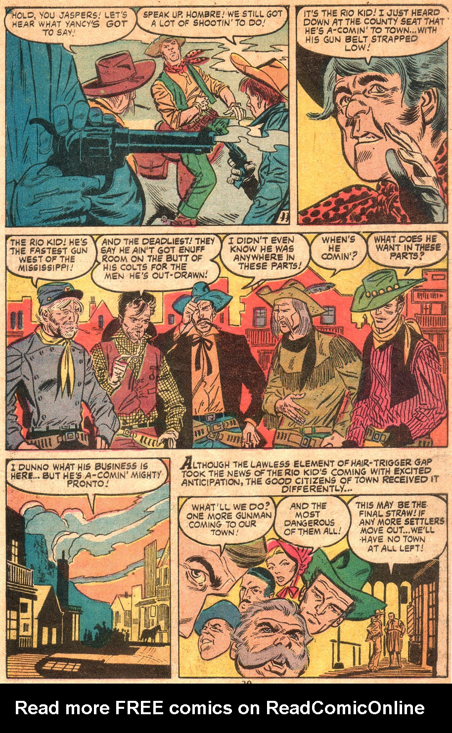 The Rawhide Kid (1955) issue 118 - Page 32