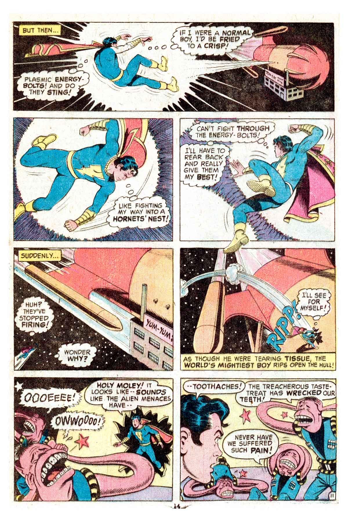 Read online Shazam! (1973) comic -  Issue #17 - 14