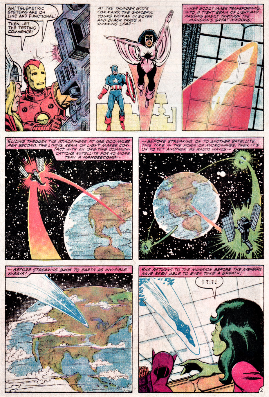 The Avengers (1963) 227 Page 2