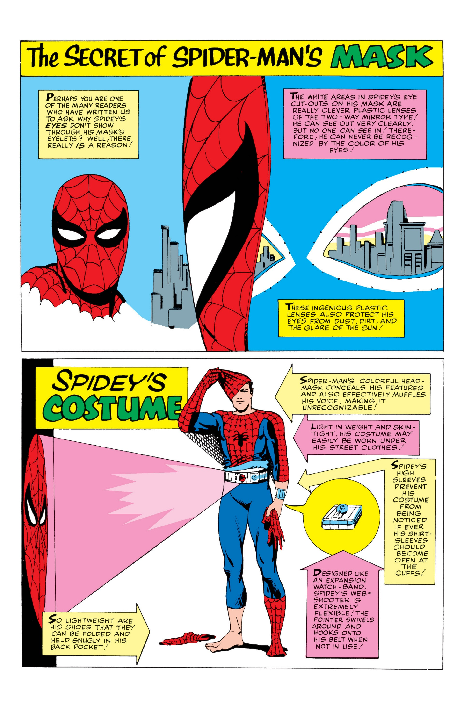 The Amazing Spider-Man (1963) _Annual_1 Page 64