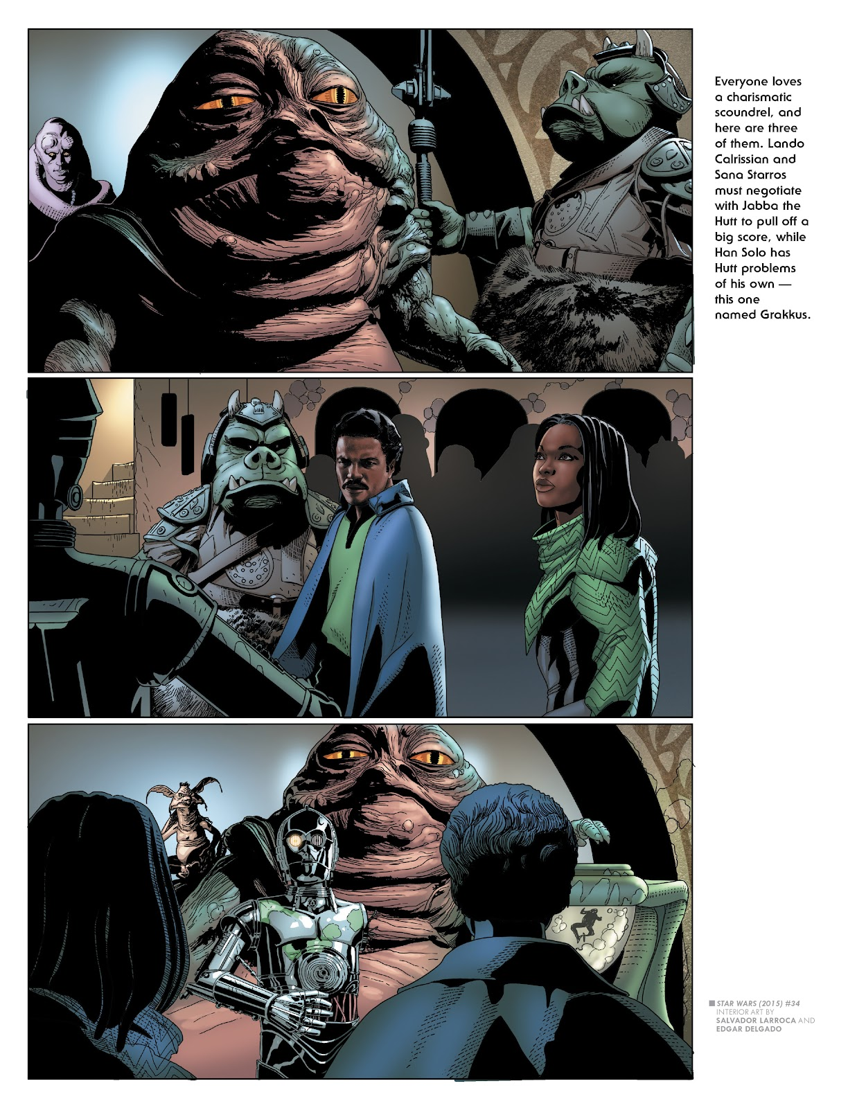 Read online The Marvel Art of Star Wars comic -  Issue # TPB (Part 2) - 14
