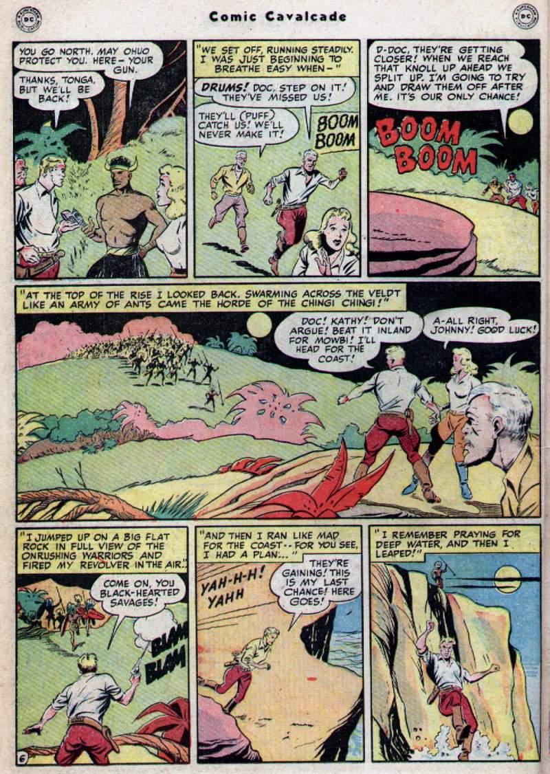 Comic Cavalcade issue 28 - Page 24