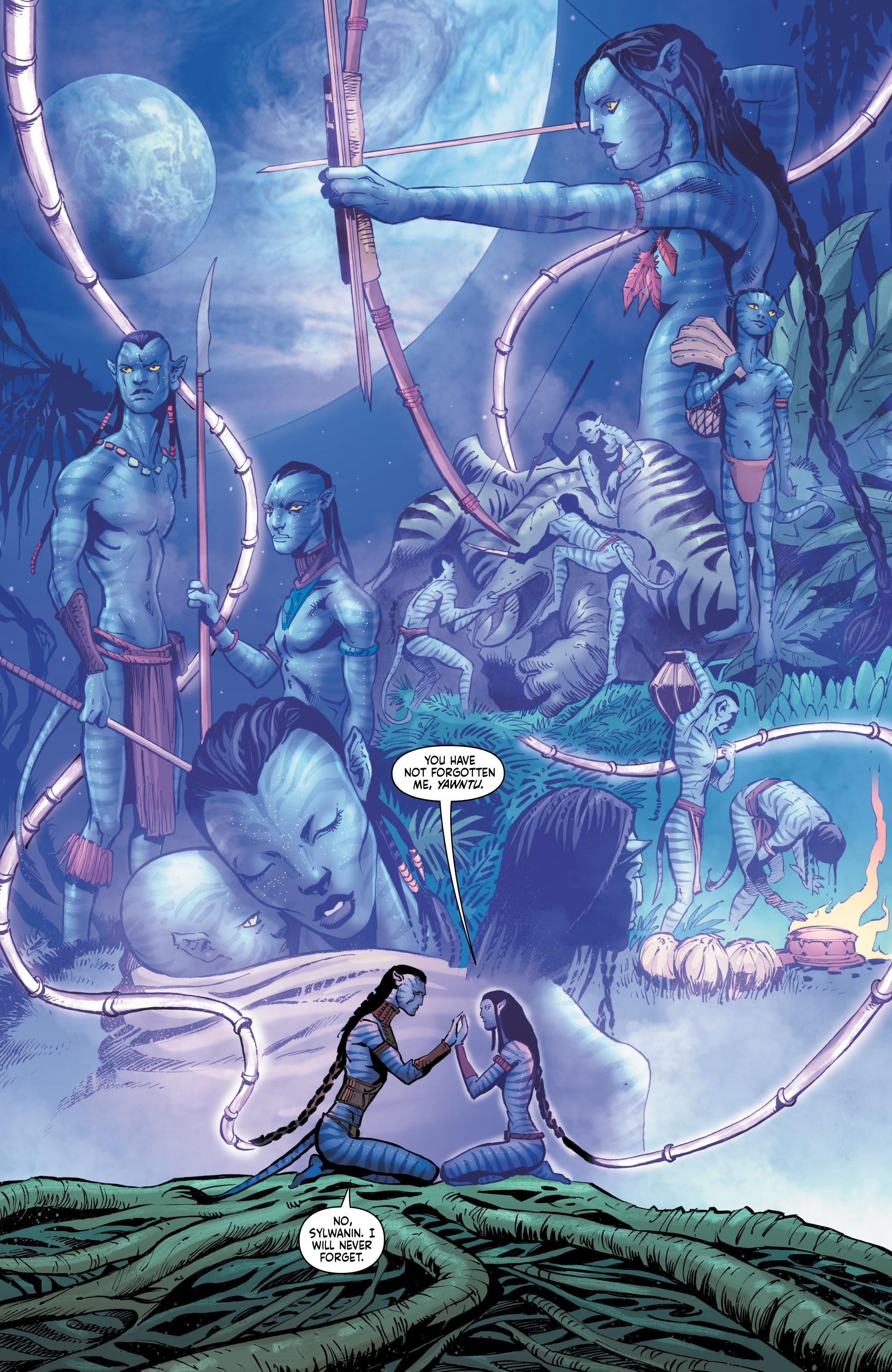 Avatar Navi Gay Porn avatar tsu tey s path issue 2 | viewcomic reading comics