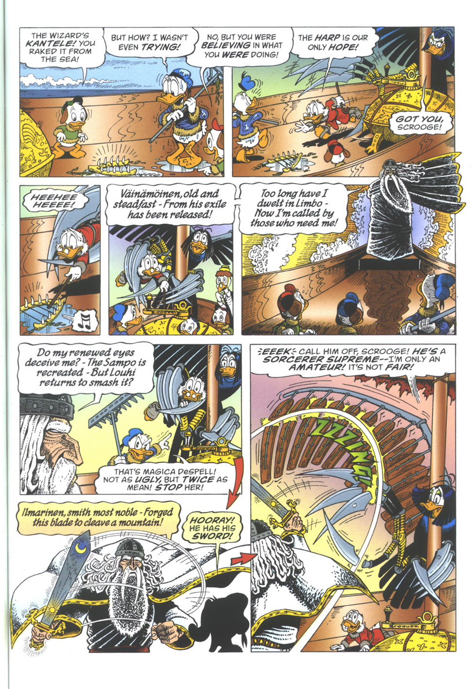 Read online Uncle Scrooge (1953) comic -  Issue #334 - 23