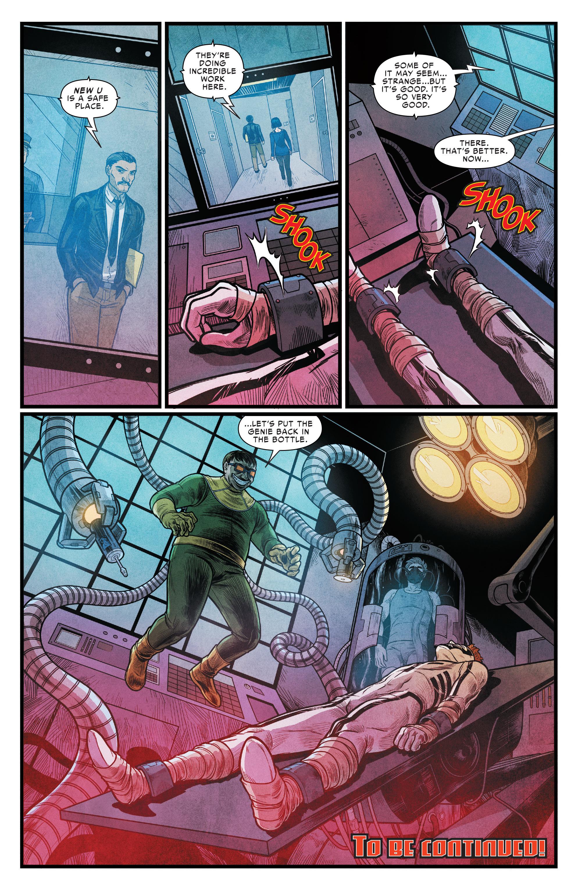 Read online Silk (2016) comic -  Issue #15 - 21