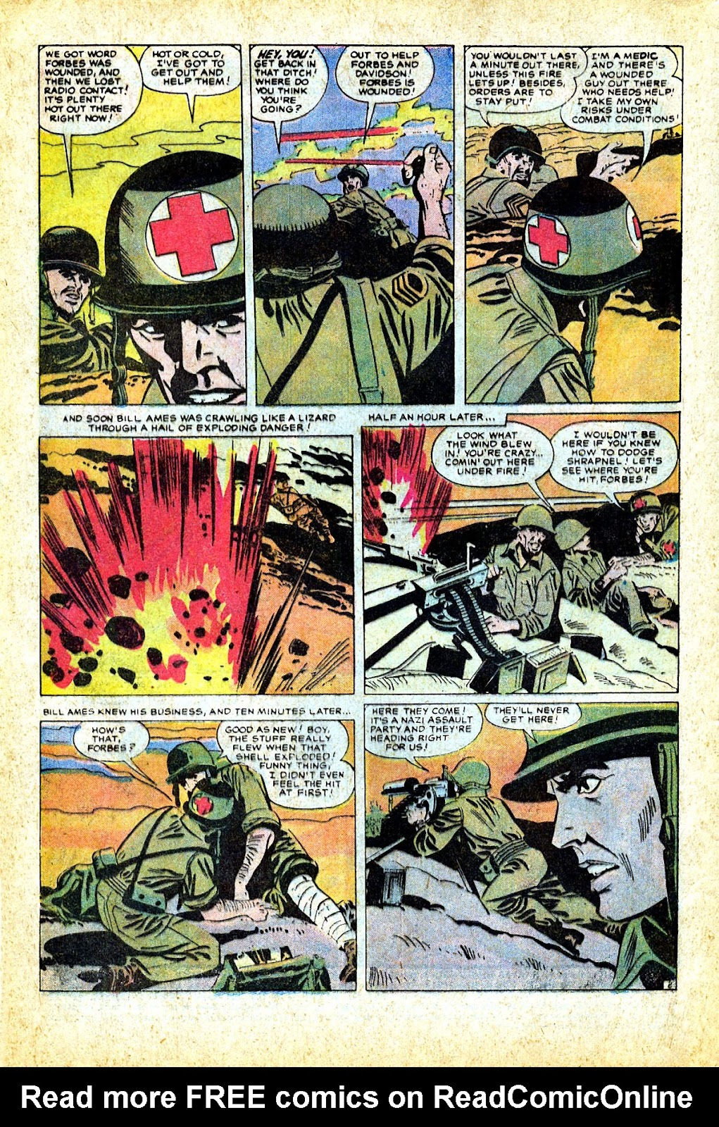 War Is Hell (1973) issue 4 - Page 4