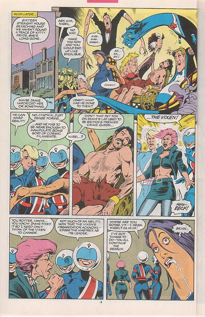 Excalibur (1988) issue 56 - Page 5