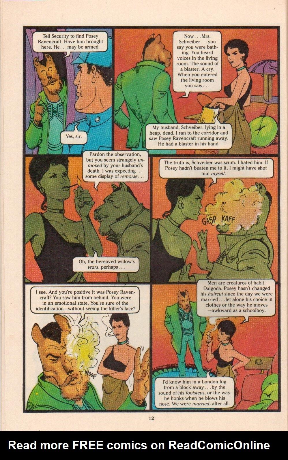 Read online Dalgoda comic -  Issue #5 - 14