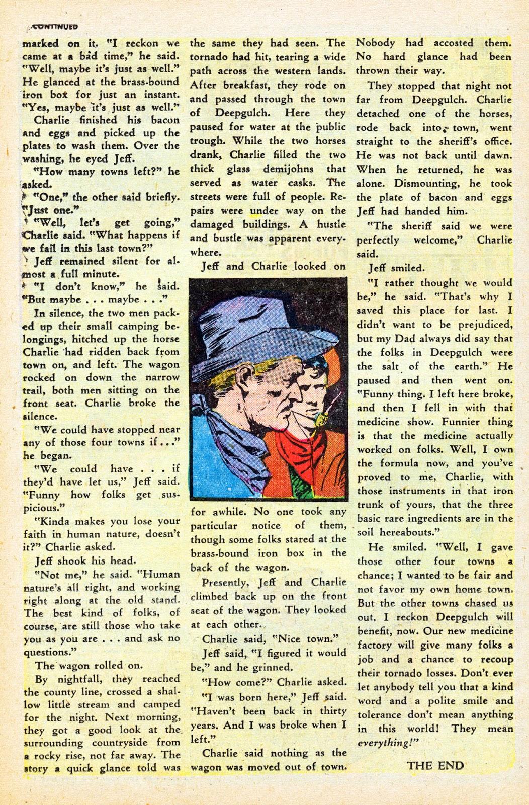 Gunsmoke Western issue 37 - Page 26
