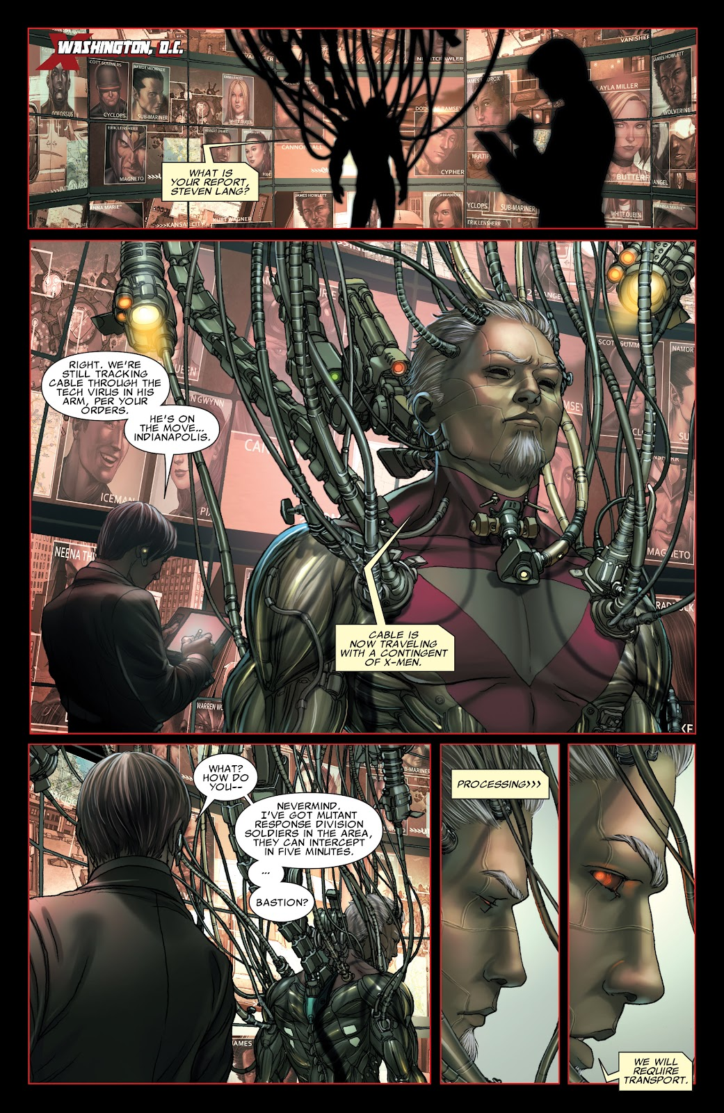 Read online X-Men: Second Coming comic -  Issue # _TPB (Part 2) - 17