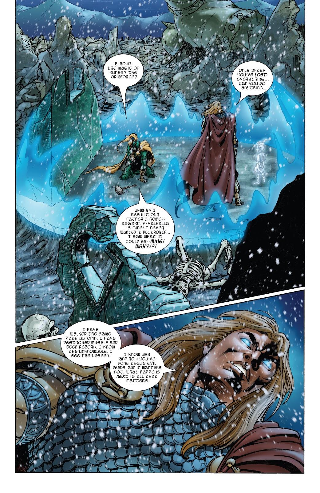 Read online Thor: Ragnaroks comic -  Issue # TPB (Part 3) - 38