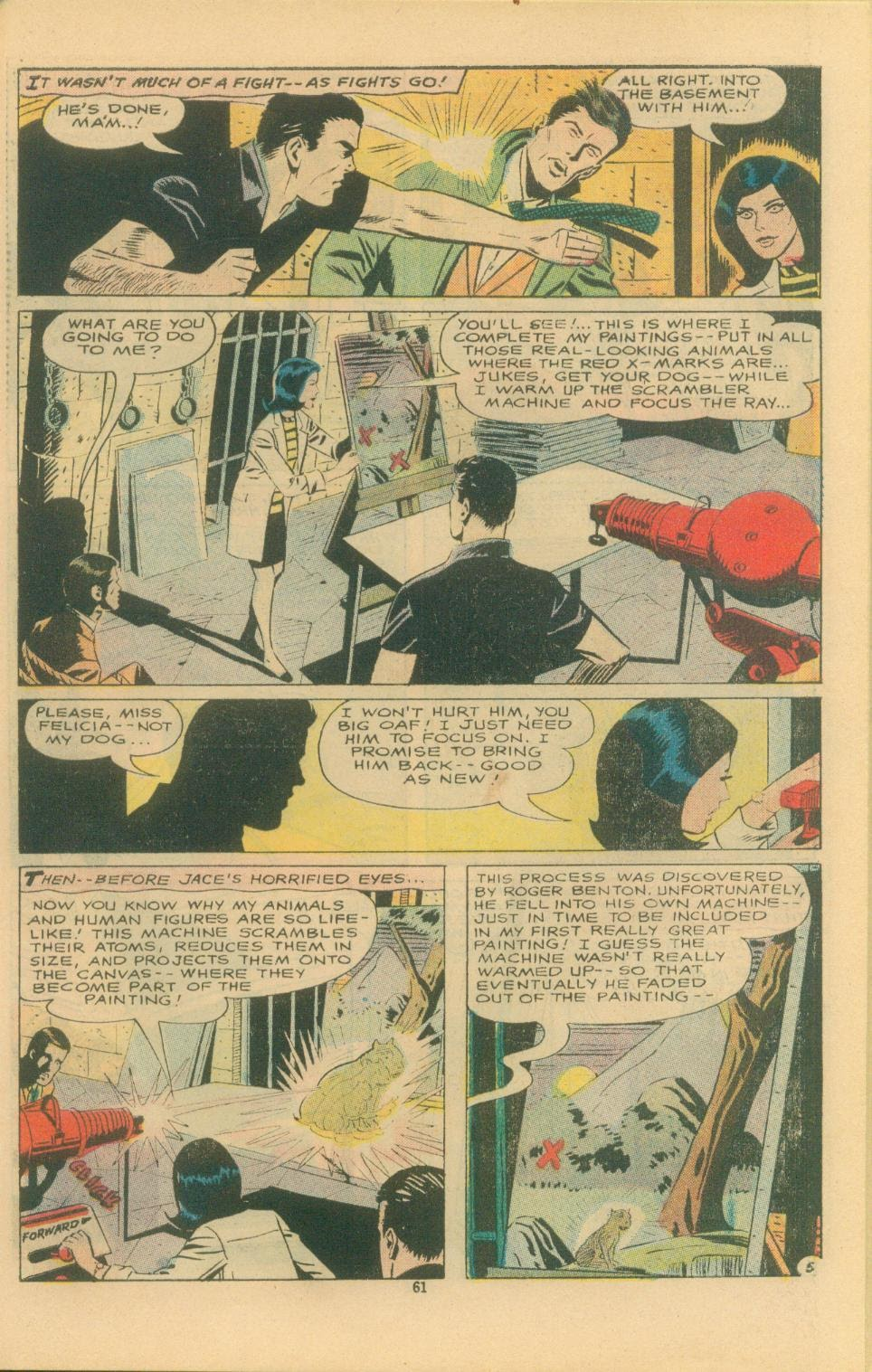 The Witching Hour (1969) issue 38 - Page 63