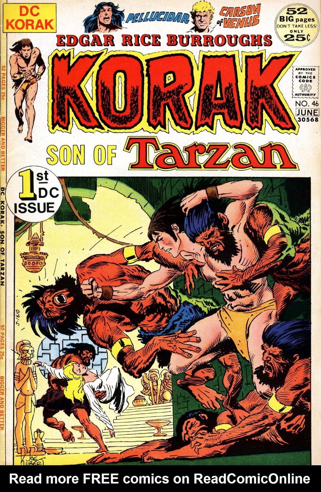 Korak, Son of Tarzan (1972) 46 Page 1
