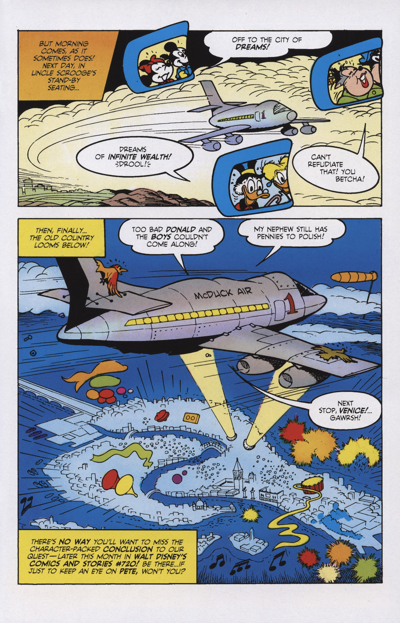 Read online Mickey Mouse (2011) comic -  Issue #309 - 25