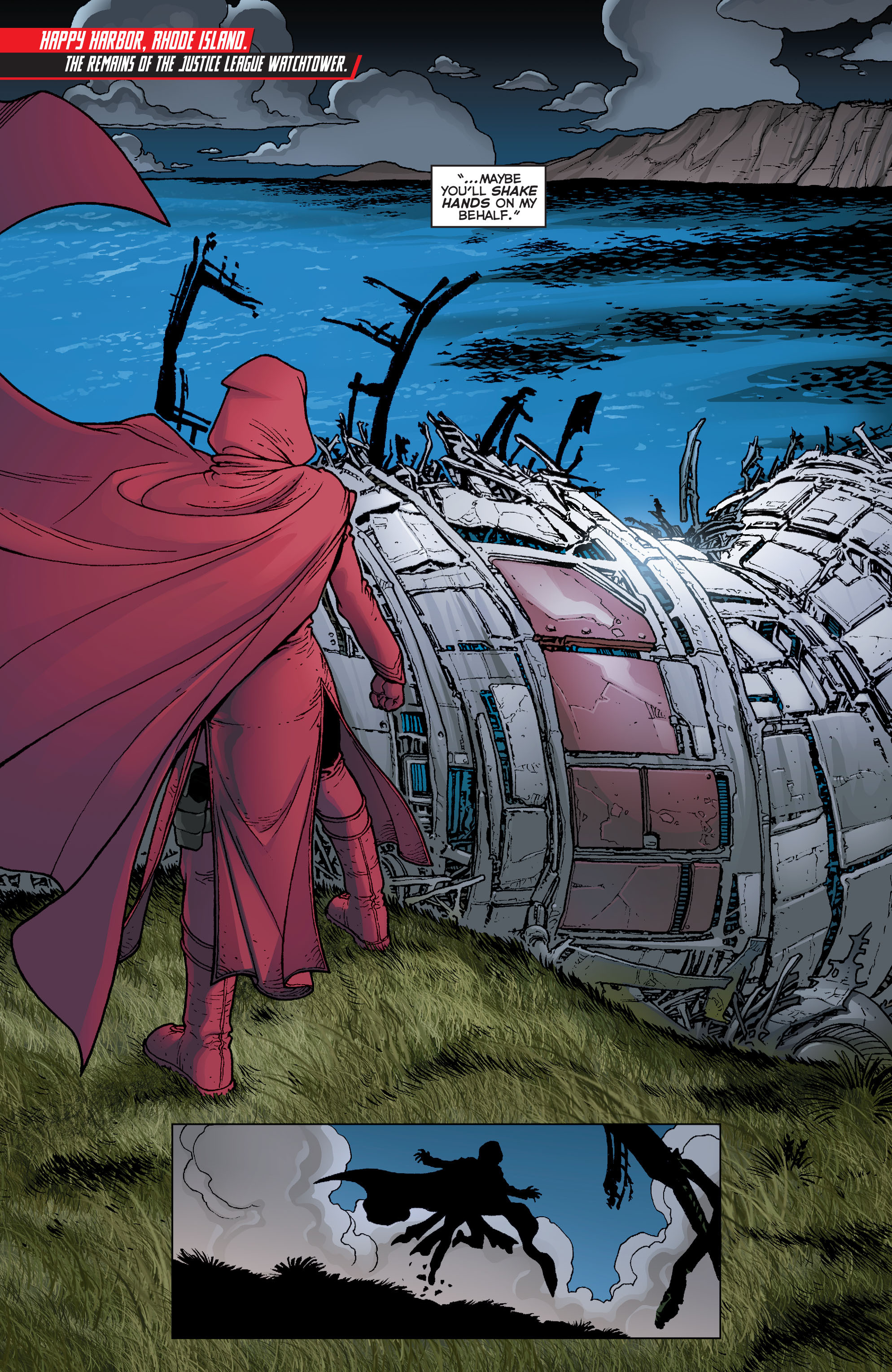 Read online Trinity of Sin: Pandora comic -  Issue #4 - 18