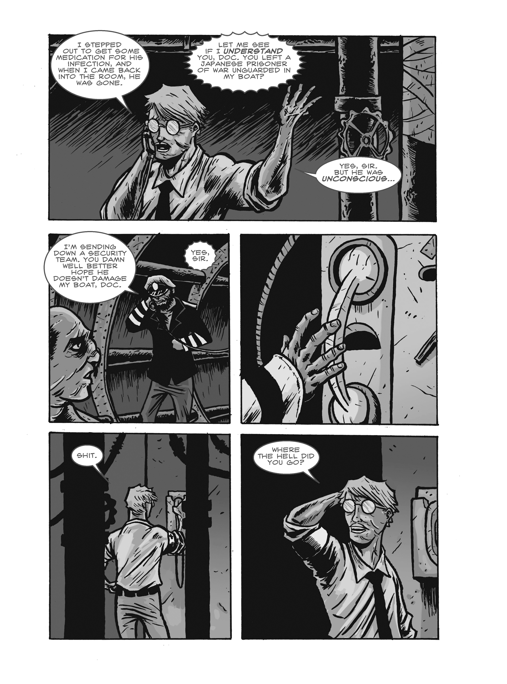 Read online FUBAR comic -  Issue #2 - 75