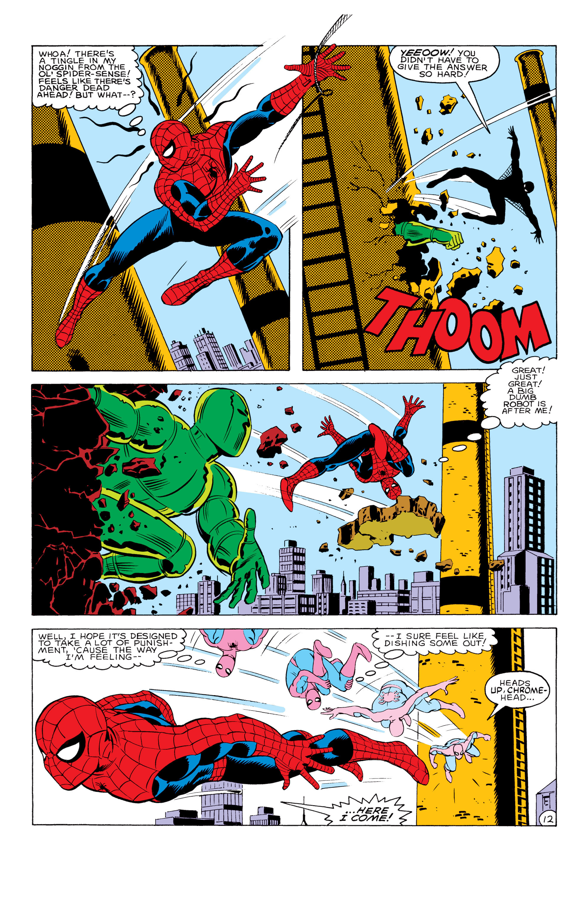 The Amazing Spider-Man (1963) 242 Page 12