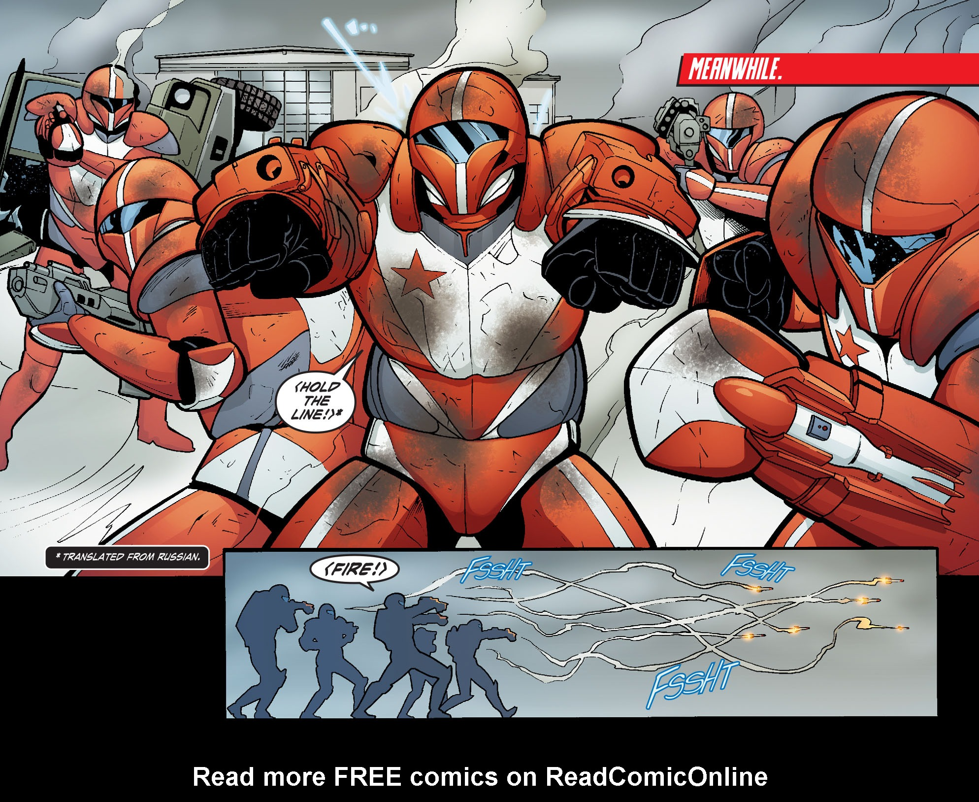 Read online Smallville: Alien comic -  Issue #6 - 13