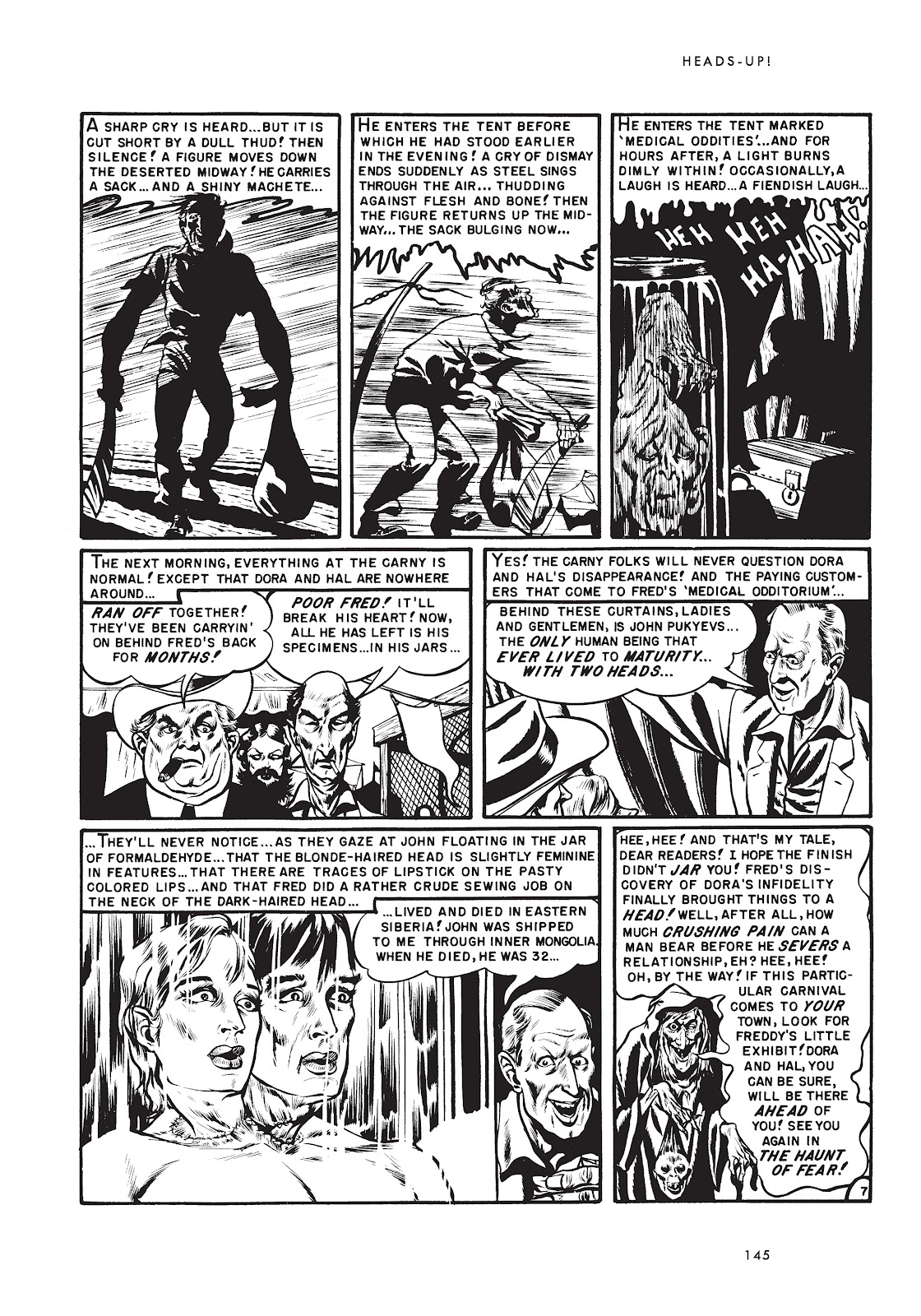 Read online Doctor of Horror and Other Stories comic -  Issue # TPB (Part 2) - 61