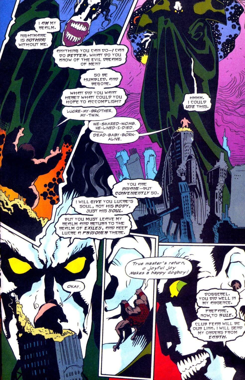 Read online Nightmare comic -  Issue #4 - 19