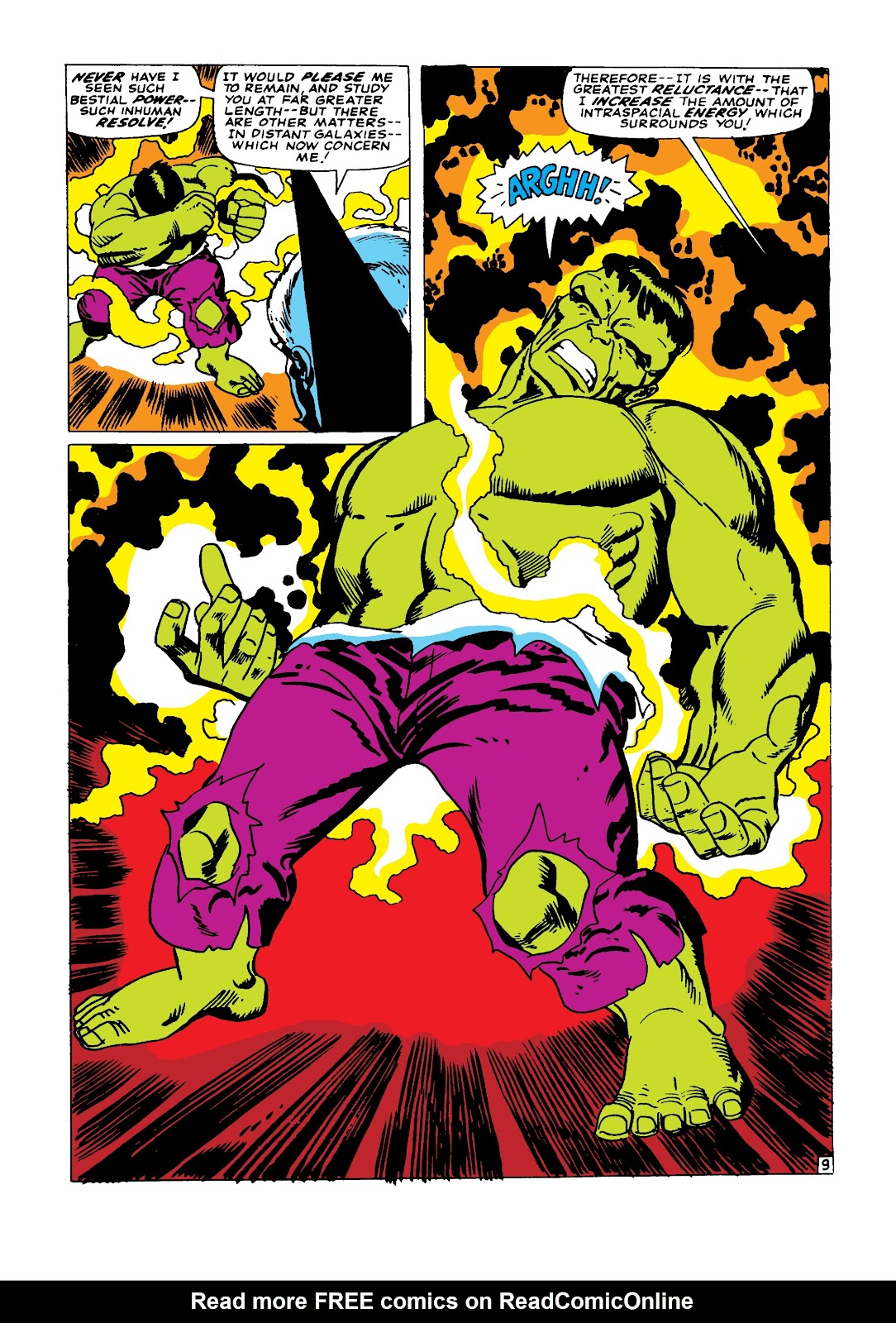 Read online Marvel Masterworks: The Incredible Hulk comic -  Issue # TPB 3 (Part 2) - 15