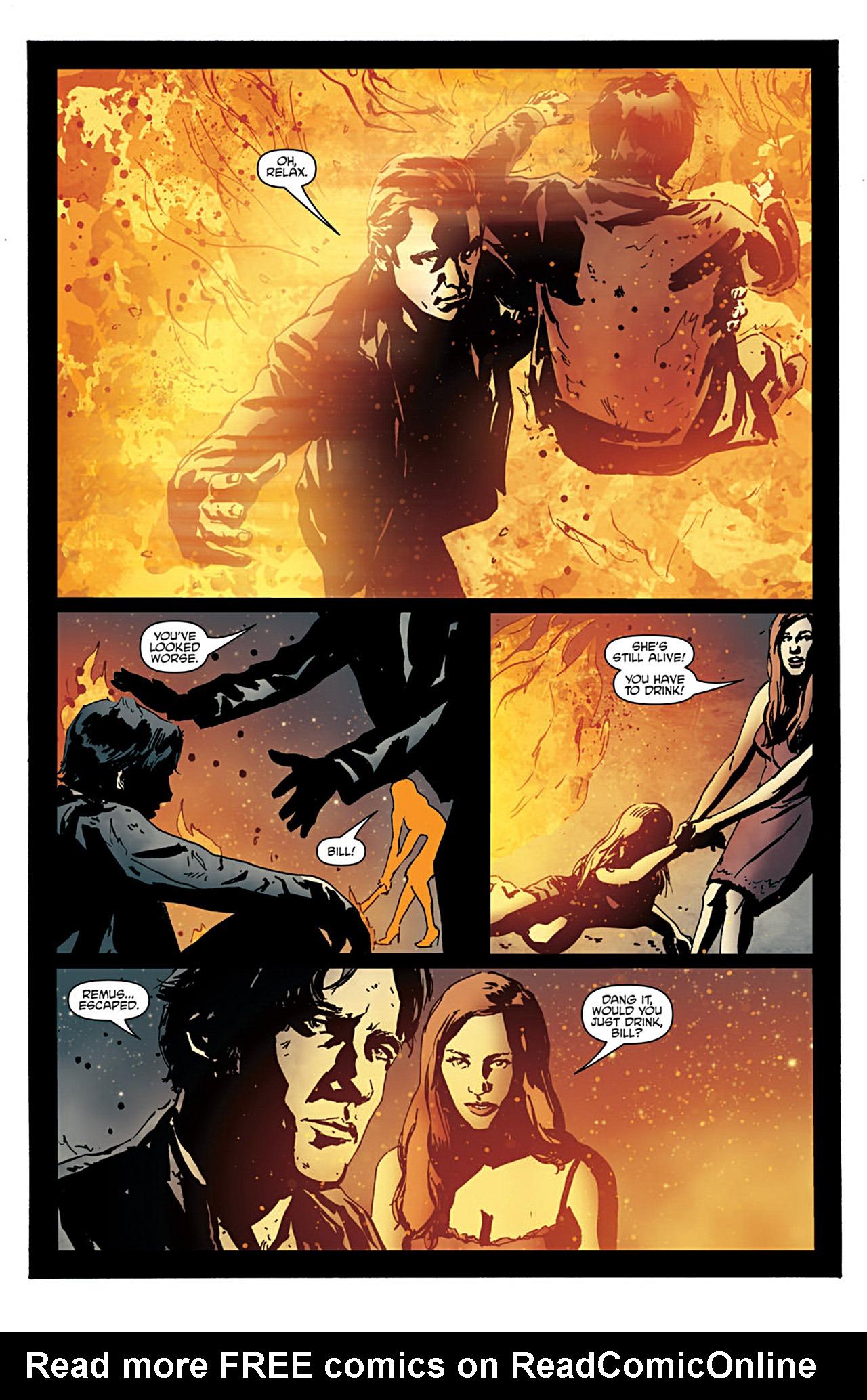 Read online True Blood (2012) comic -  Issue #3 - 23