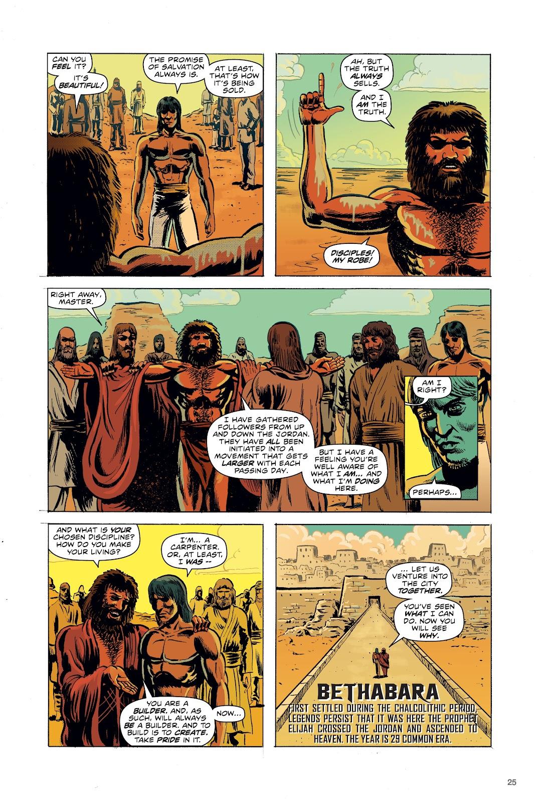 Read online Jesusfreak comic -  Issue # Full - 21