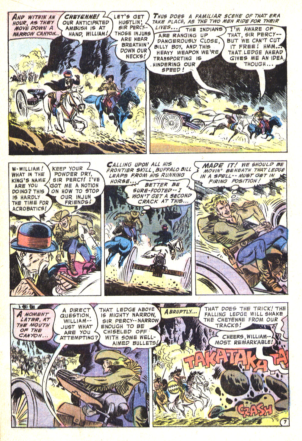 Read online All-Star Western (1970) comic -  Issue #8 - 22