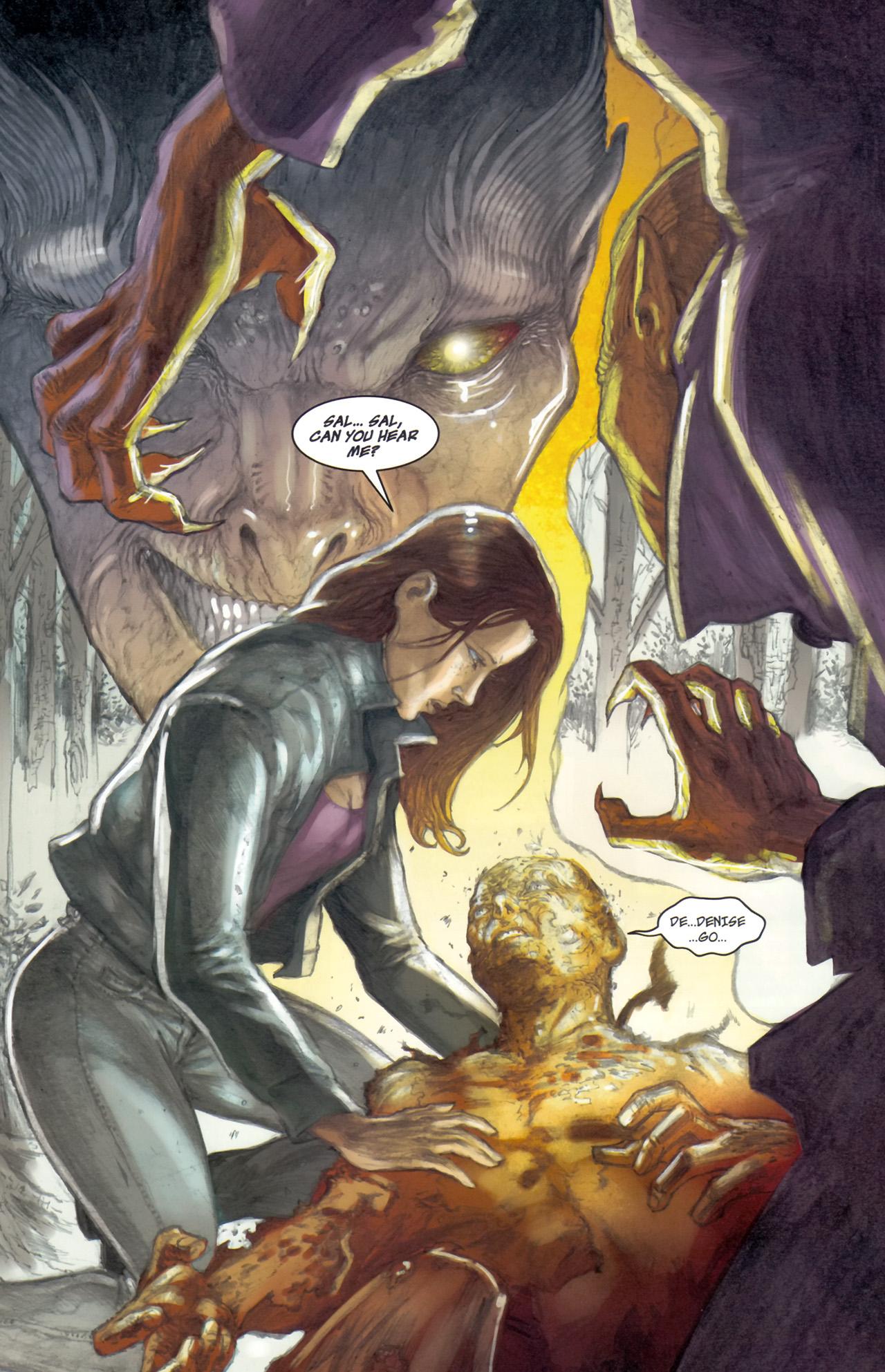 Read online Phoenix comic -  Issue #6 - 4