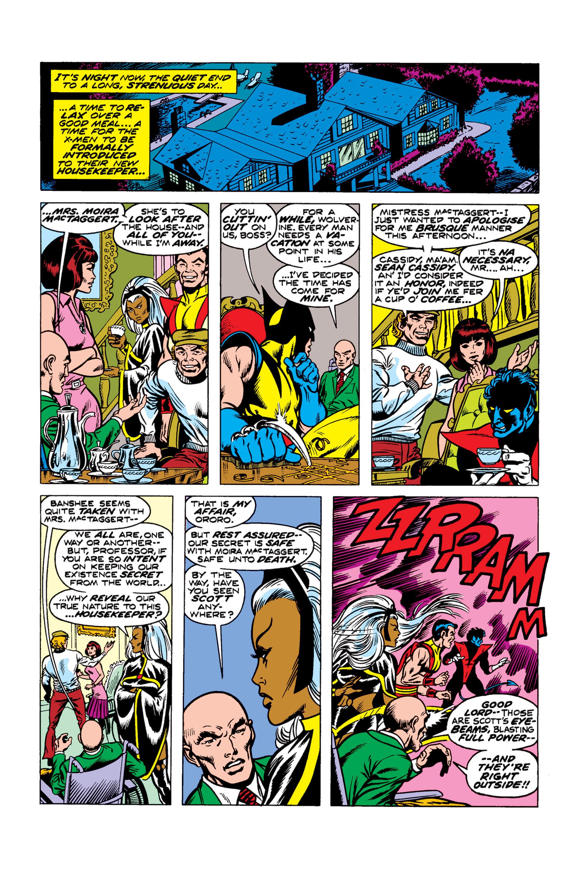 Uncanny X-Men (1963) 96 Page 9