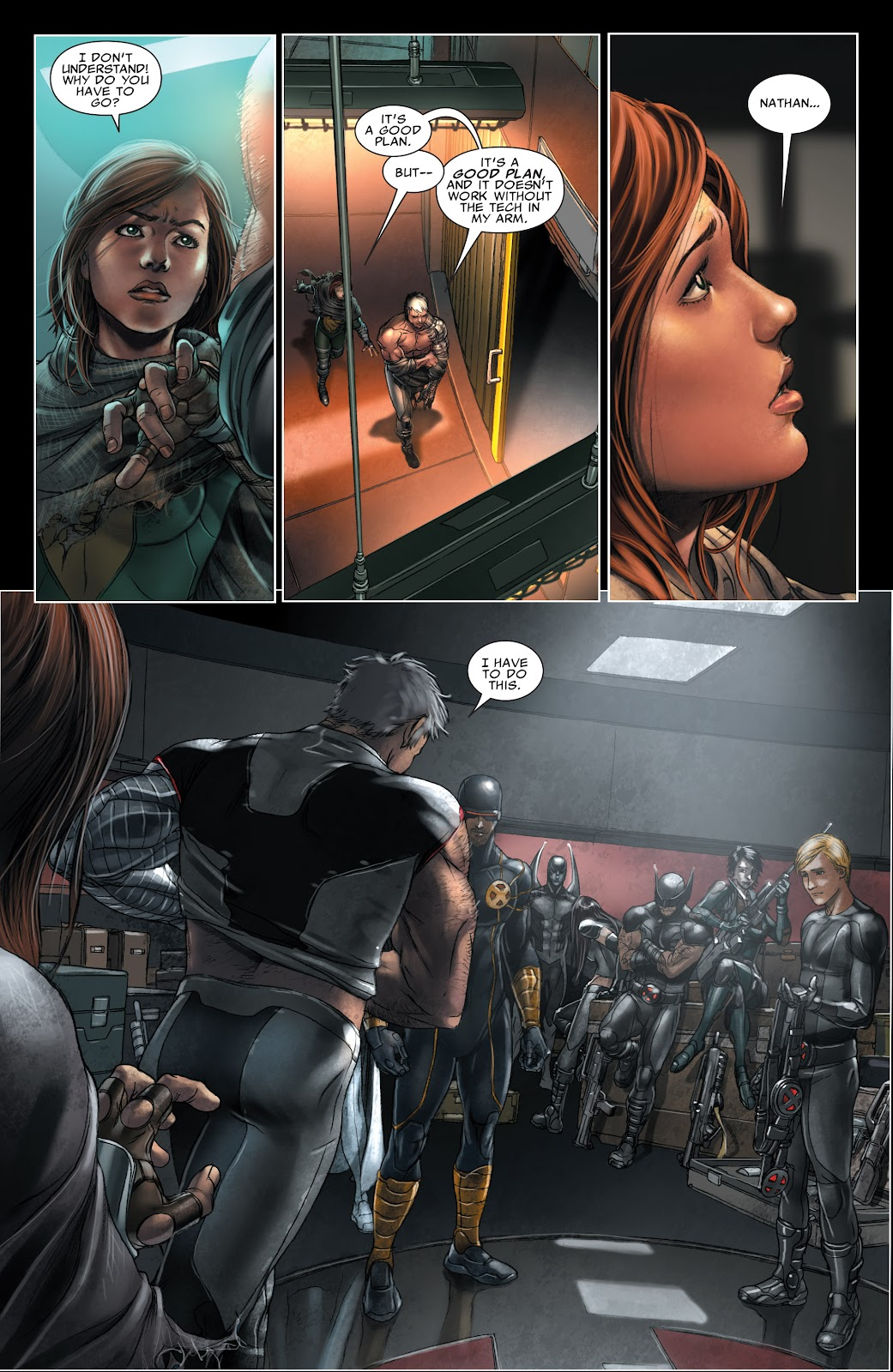 Read online X-Men: Second Coming comic -  Issue # _TPB (Part 3) - 24