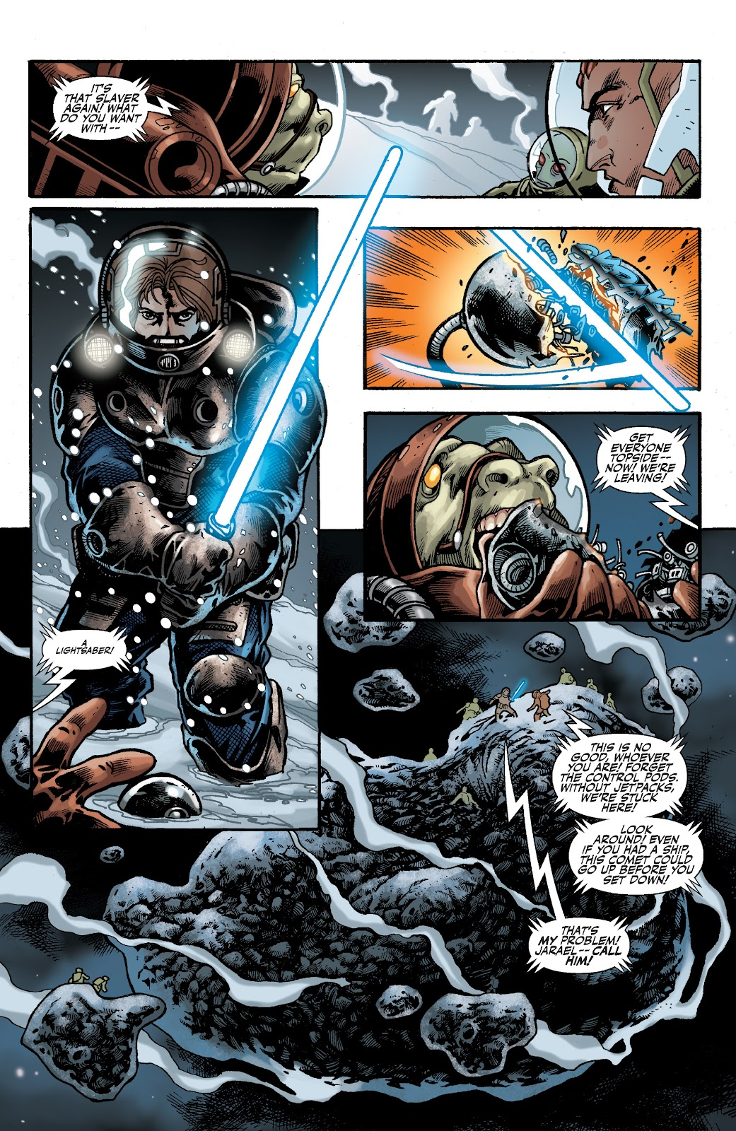 Read online Star Wars Legends: The Old Republic - Epic Collection comic -  Issue # TPB 3 (Part 2) - 38