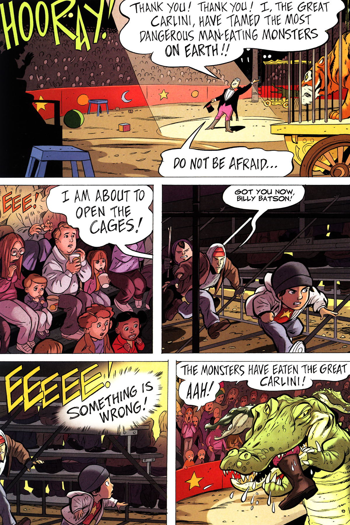 Read online Shazam!: The Monster Society of Evil comic -  Issue #2 - 15