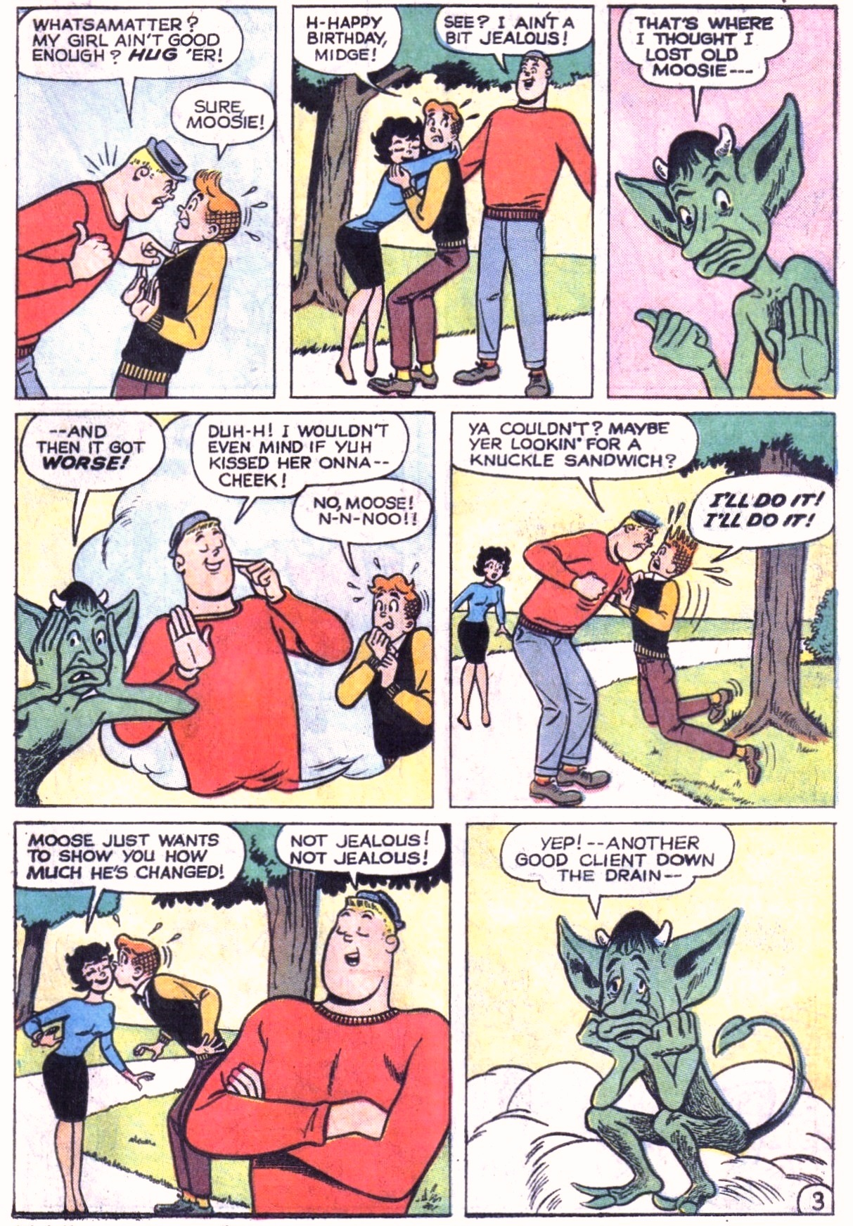 Read online Archie (1960) comic -  Issue #151 - 31