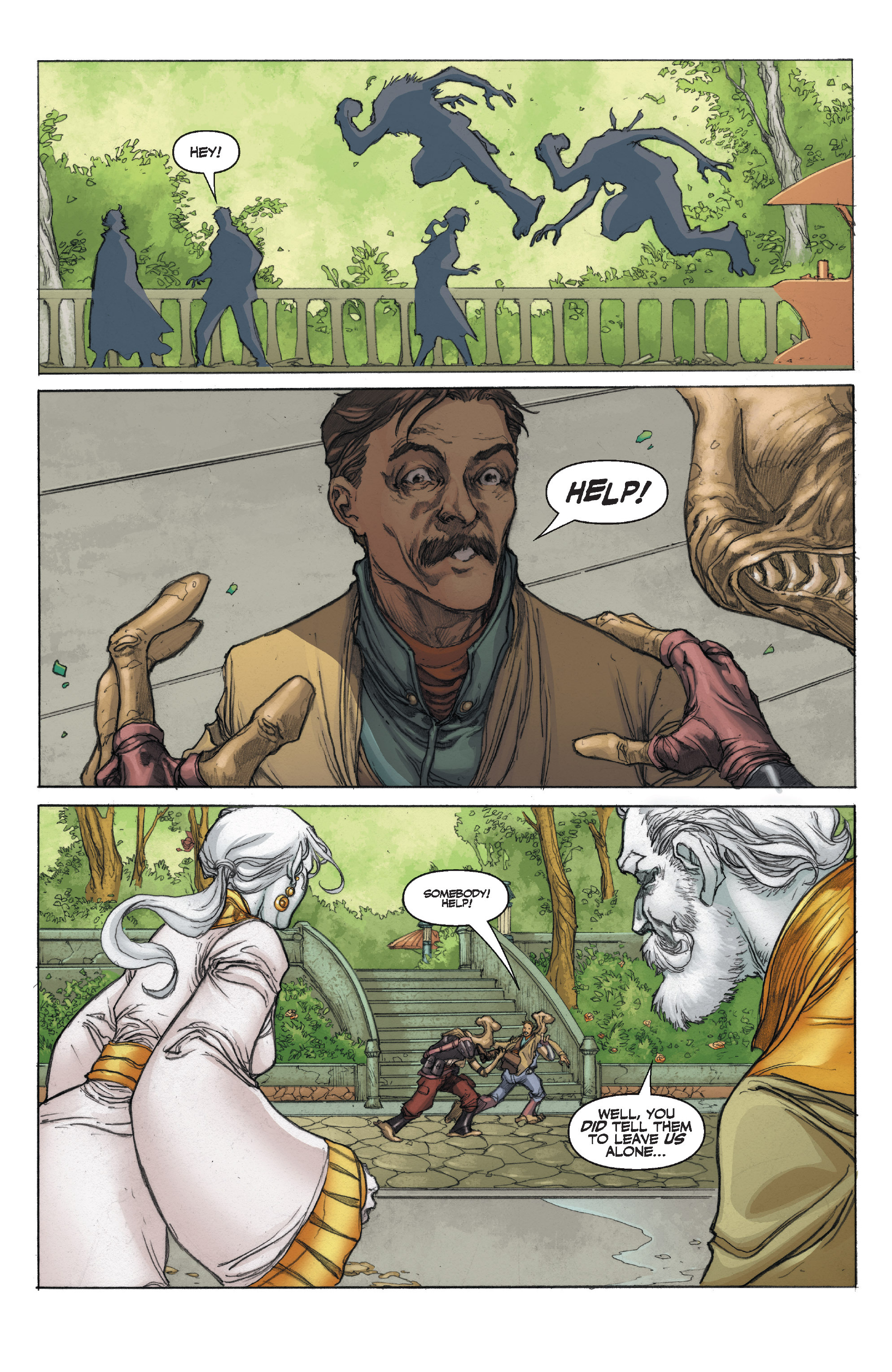 Read online Star Wars Omnibus comic -  Issue # Vol. 29 - 244