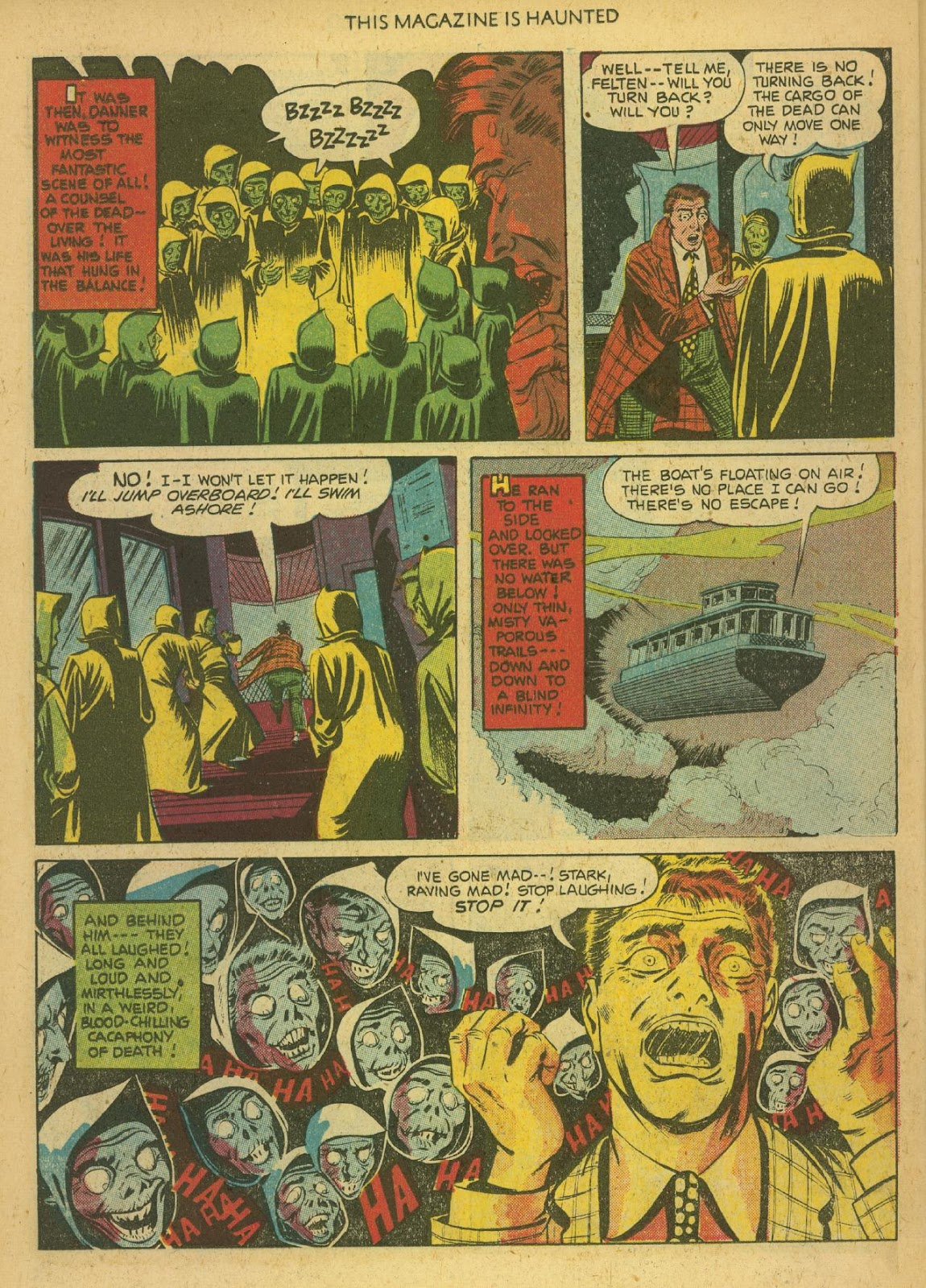 Read online This Magazine Is Haunted comic -  Issue #1 - 22