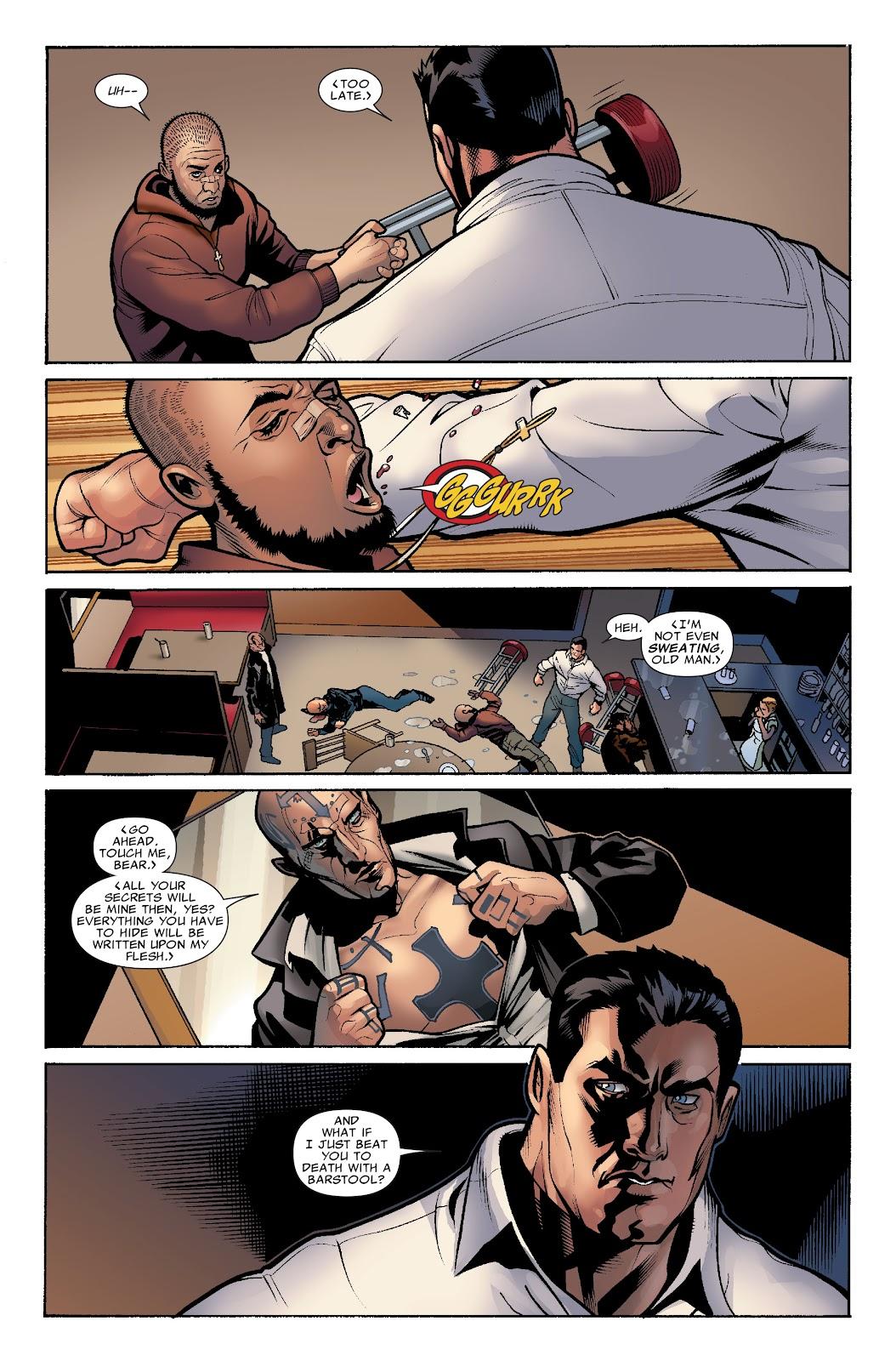 Uncanny X-Men (1963) issue 505 - Page 20