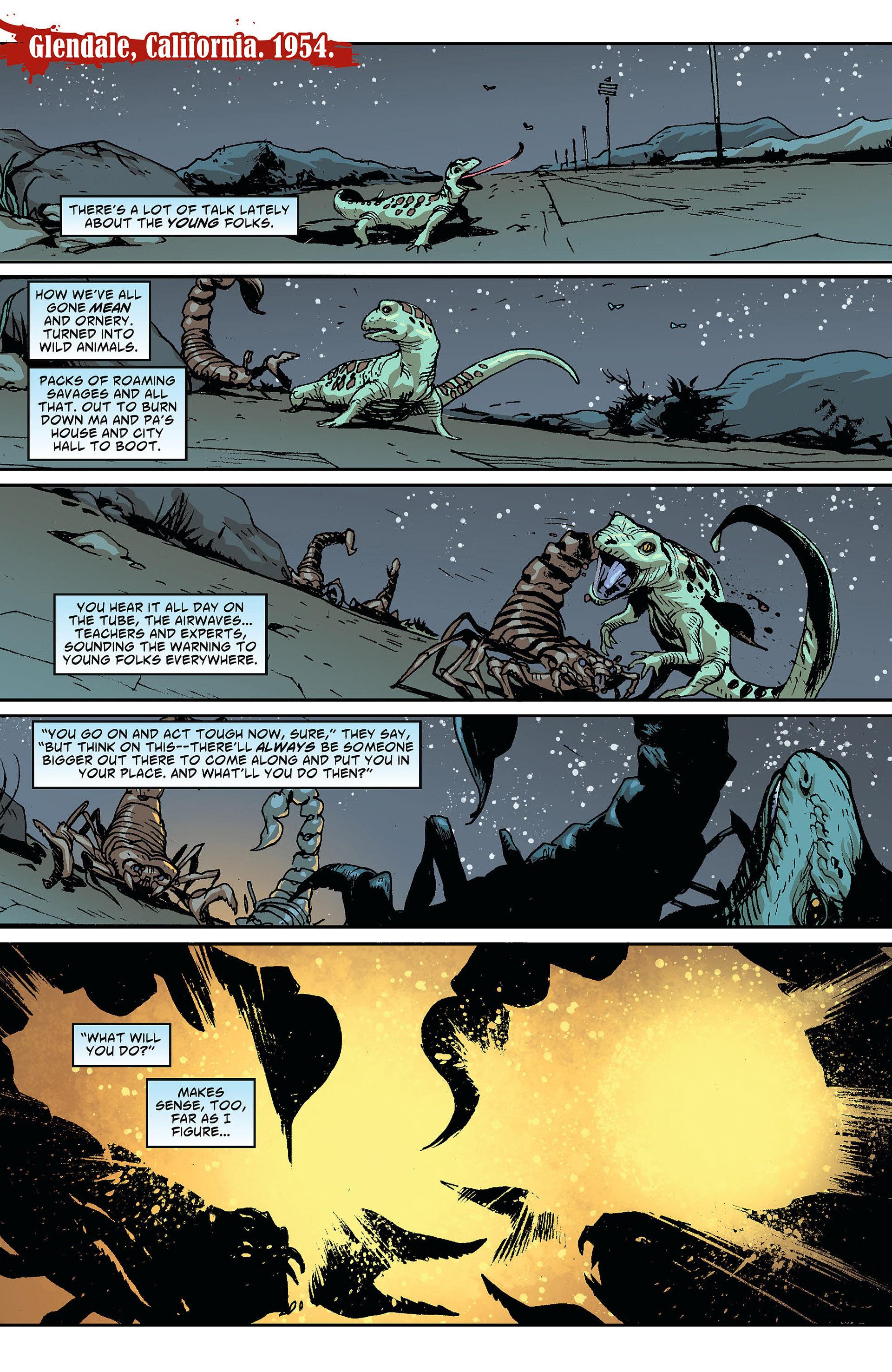 Read online American Vampire comic -  Issue #22 - 2