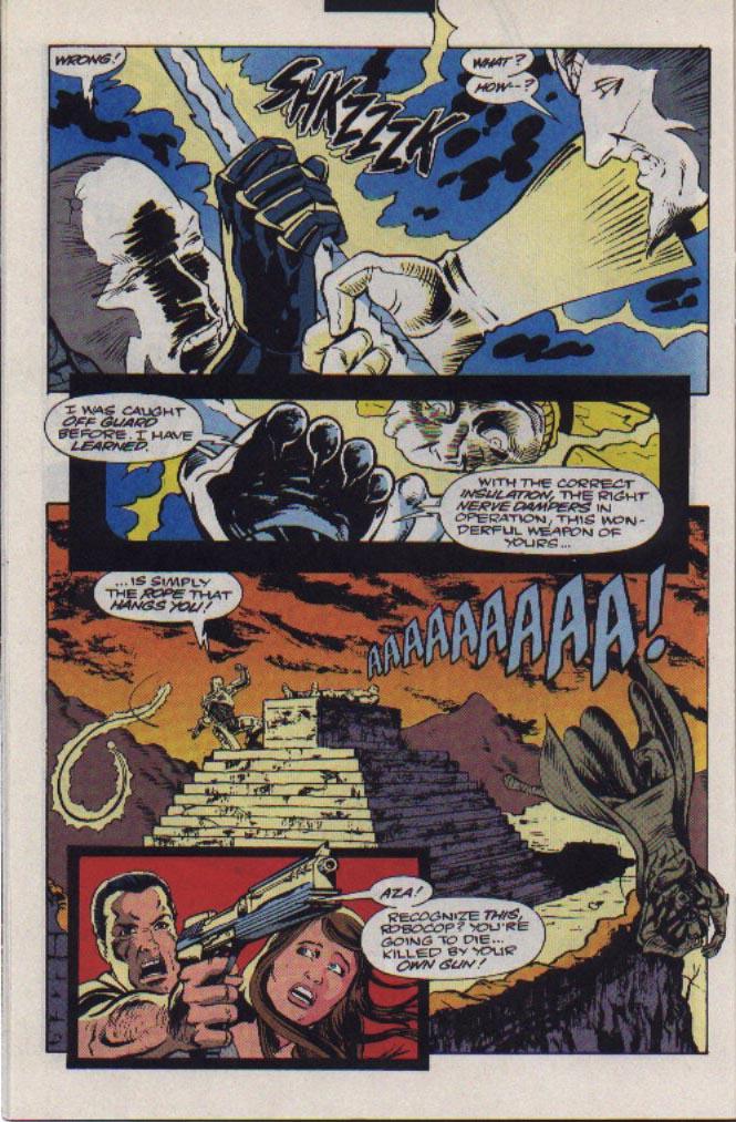 Read online Robocop (1990) comic -  Issue #23 - 11